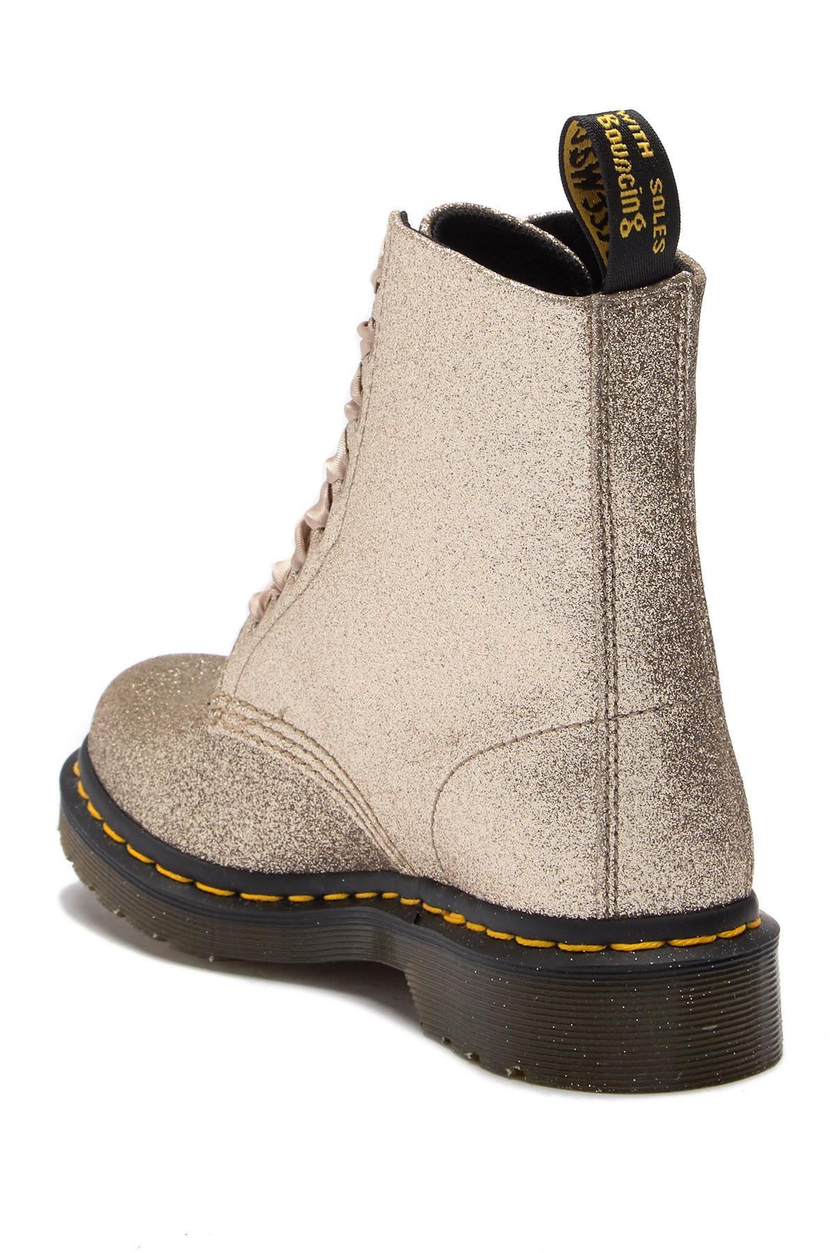e0b9b0f7370 Women's 1460 Pascal Glitter Boot