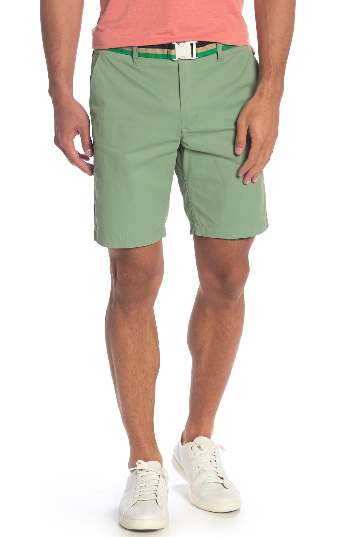 e2088c6b89 Lyst - Tailor Vintage Performance Chino Shorts in Green for Men