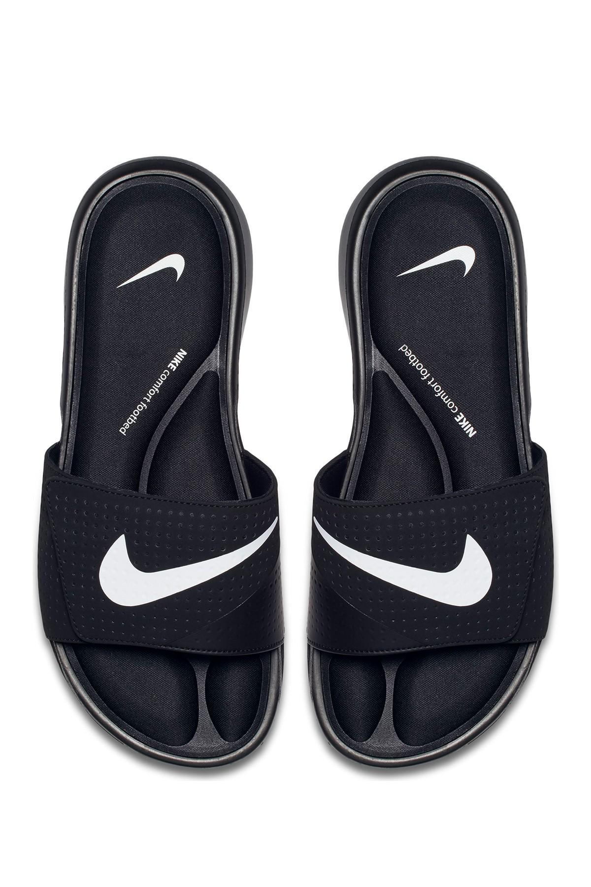 3ba0b21413235 Lyst - Nike Ultra Comfort Slide Sandal in Black for Men