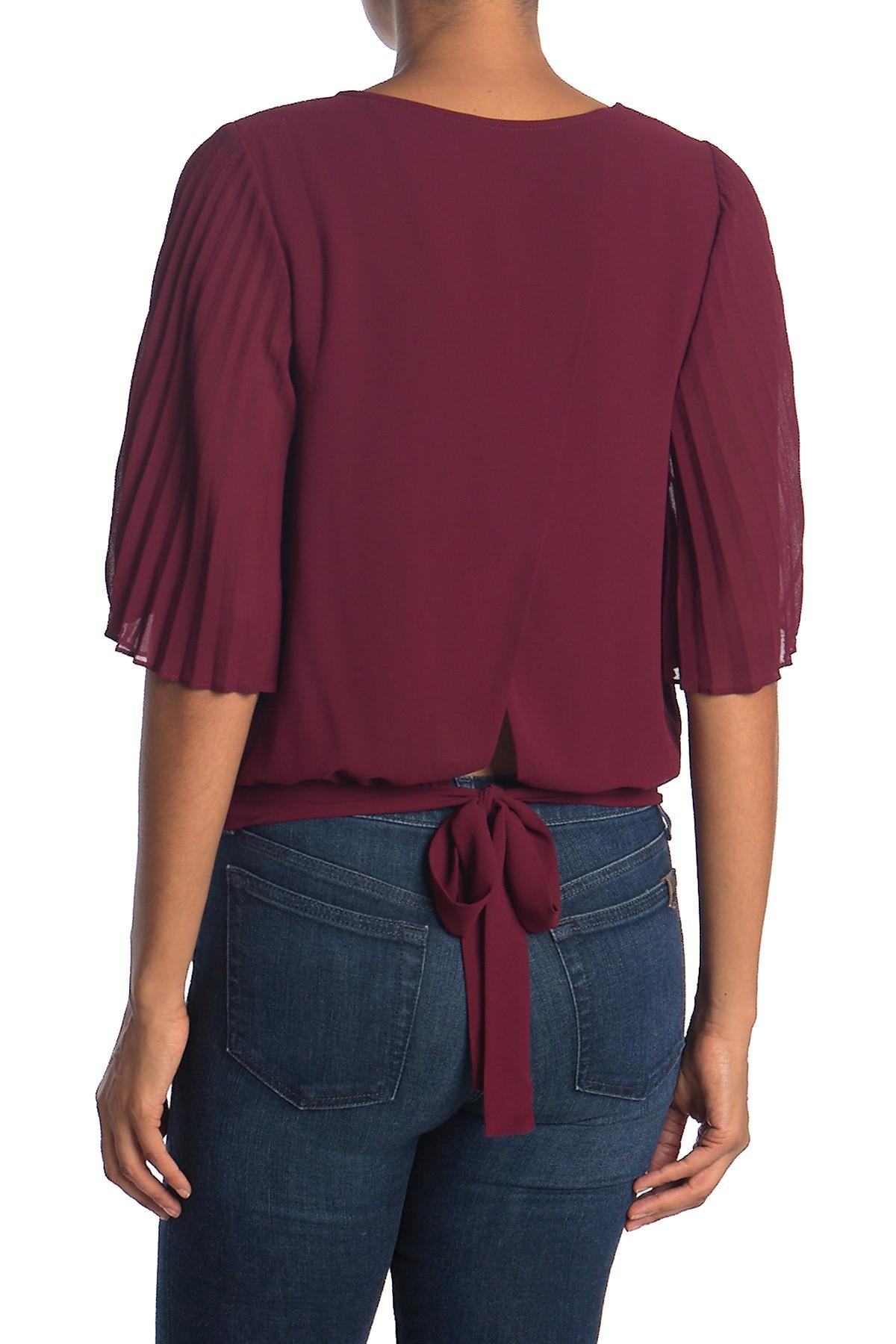 REMY COLLARLESS BLOUSE | Collarless blouse, Collarless, Blouse