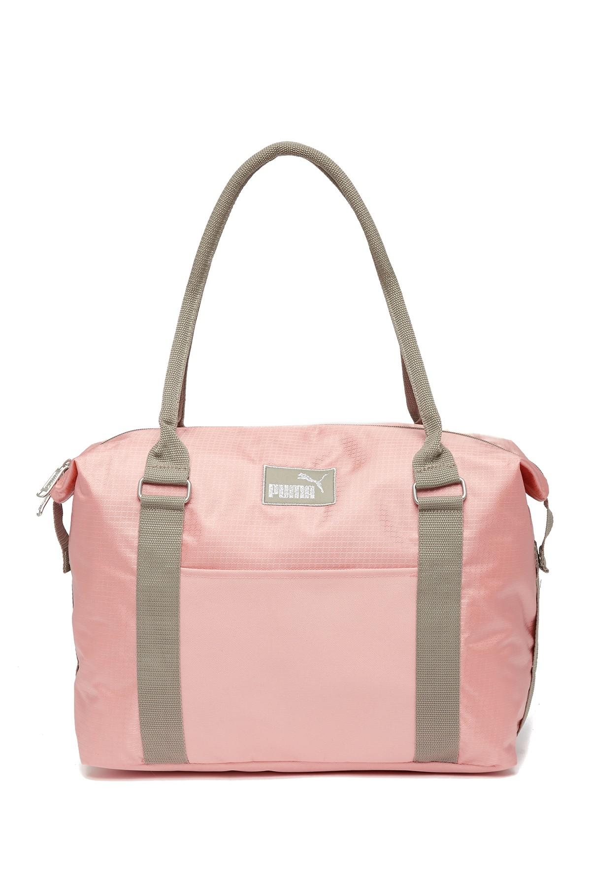 f8cdf5b25d Lyst - PUMA Evercat Jane Tote in Pink