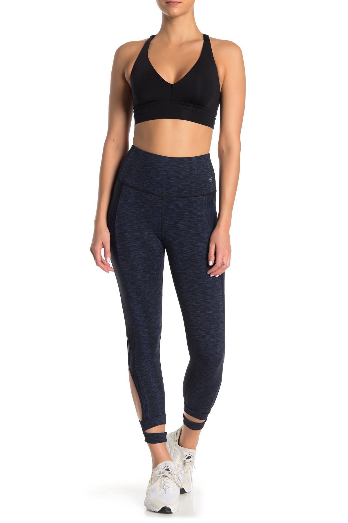 75e0391d60 Maaji. Women's Black Pulse Space Dye Cutout Leggings. $76 $35 From Nordstrom  Rack