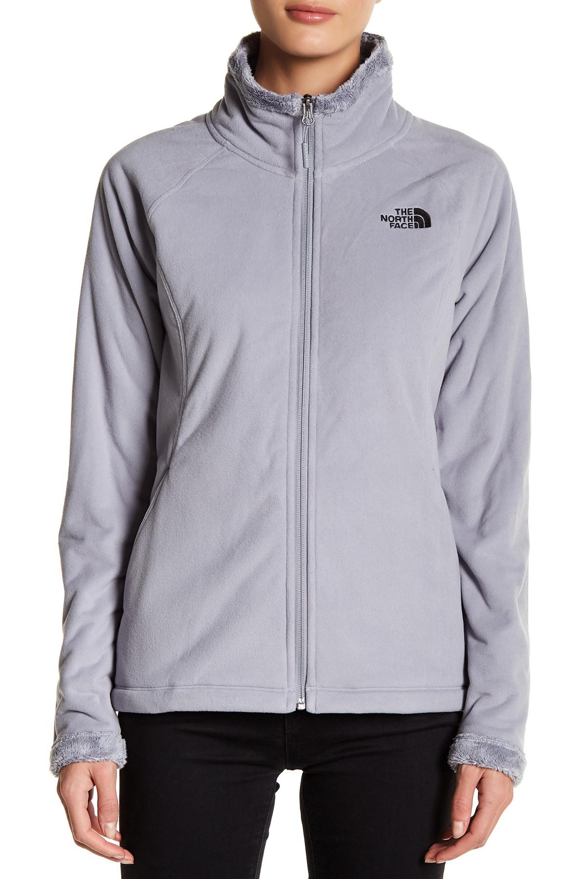 ed8446666 The North Face Gray Morning Glory 2 Jacket