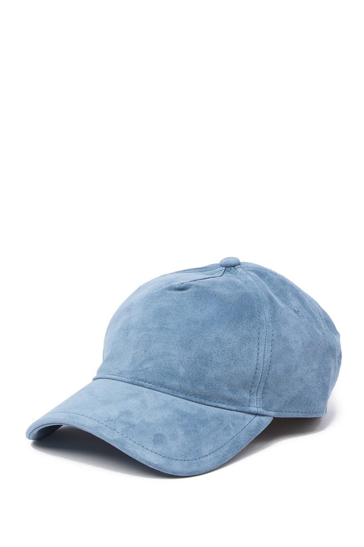 Lyst - Rag   Bone Marilyn Baseball Cap in Blue 3ab1e7c85a52