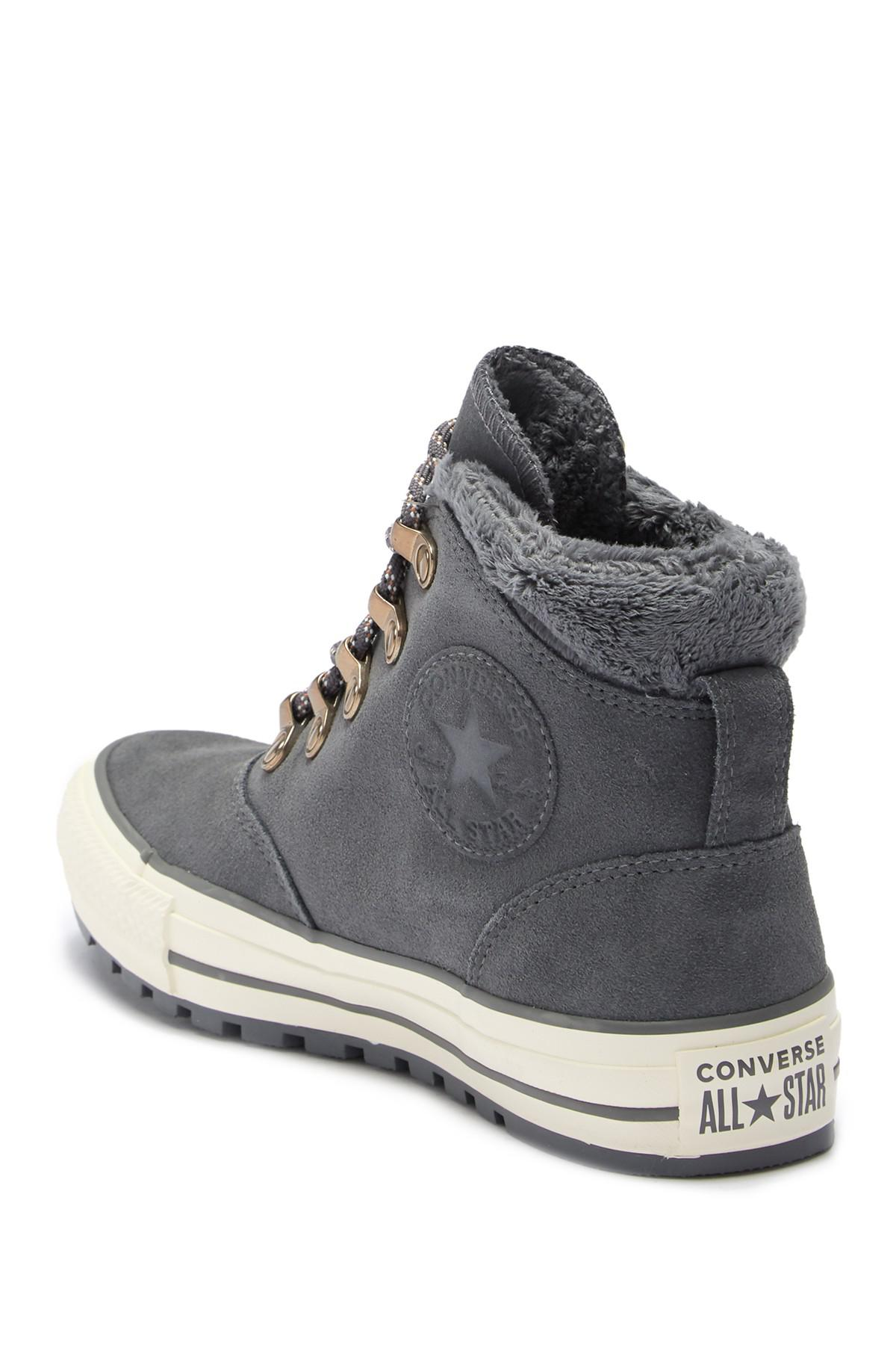 25964fc83a4 Converse - Multicolor Chuck Taylor All Star Ember Faux Fur Lined Boot (women)  -. View fullscreen
