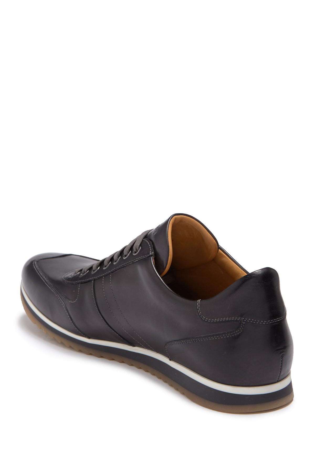 Magnanni Berkeley Leather Sneaker in