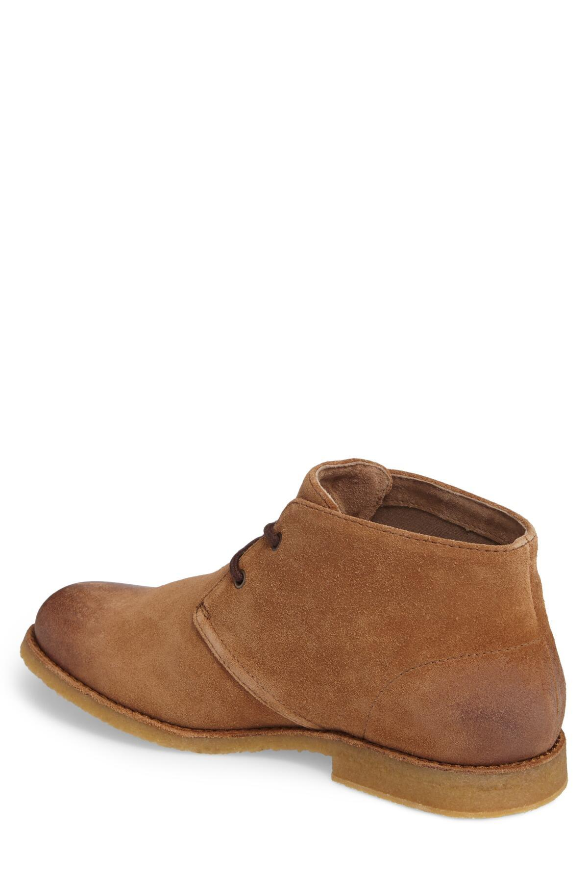 331a7d94424 Lyst - UGG (r) Leighton Chukka Waterproof Boot (men) in Brown for Men
