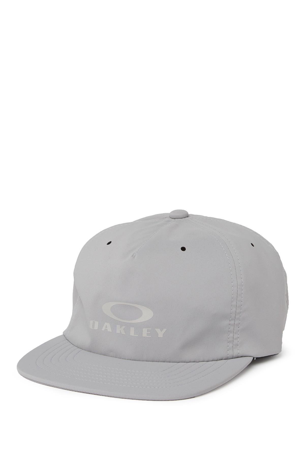c0024351a6d4e Lyst - Oakley Lower Tech 110 Hat in Gray for Men