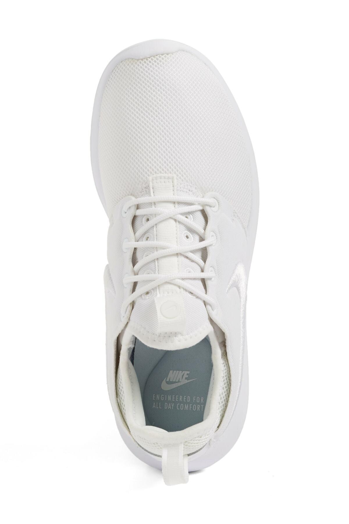 low cost 3a740 deb96 Lyst - Nike Roshe Two Breathe Sneaker (women) in White