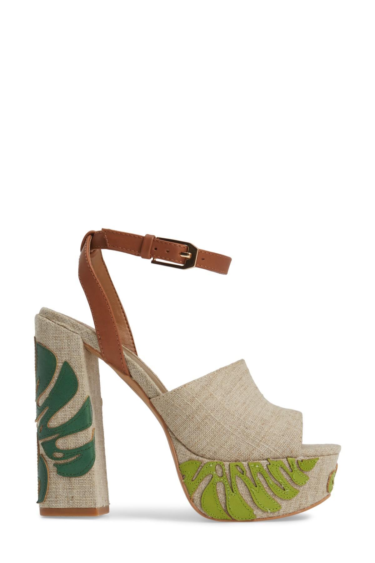 16d7f32e649b Lyst - Dolce Vita Lando Platform Sandal (women)