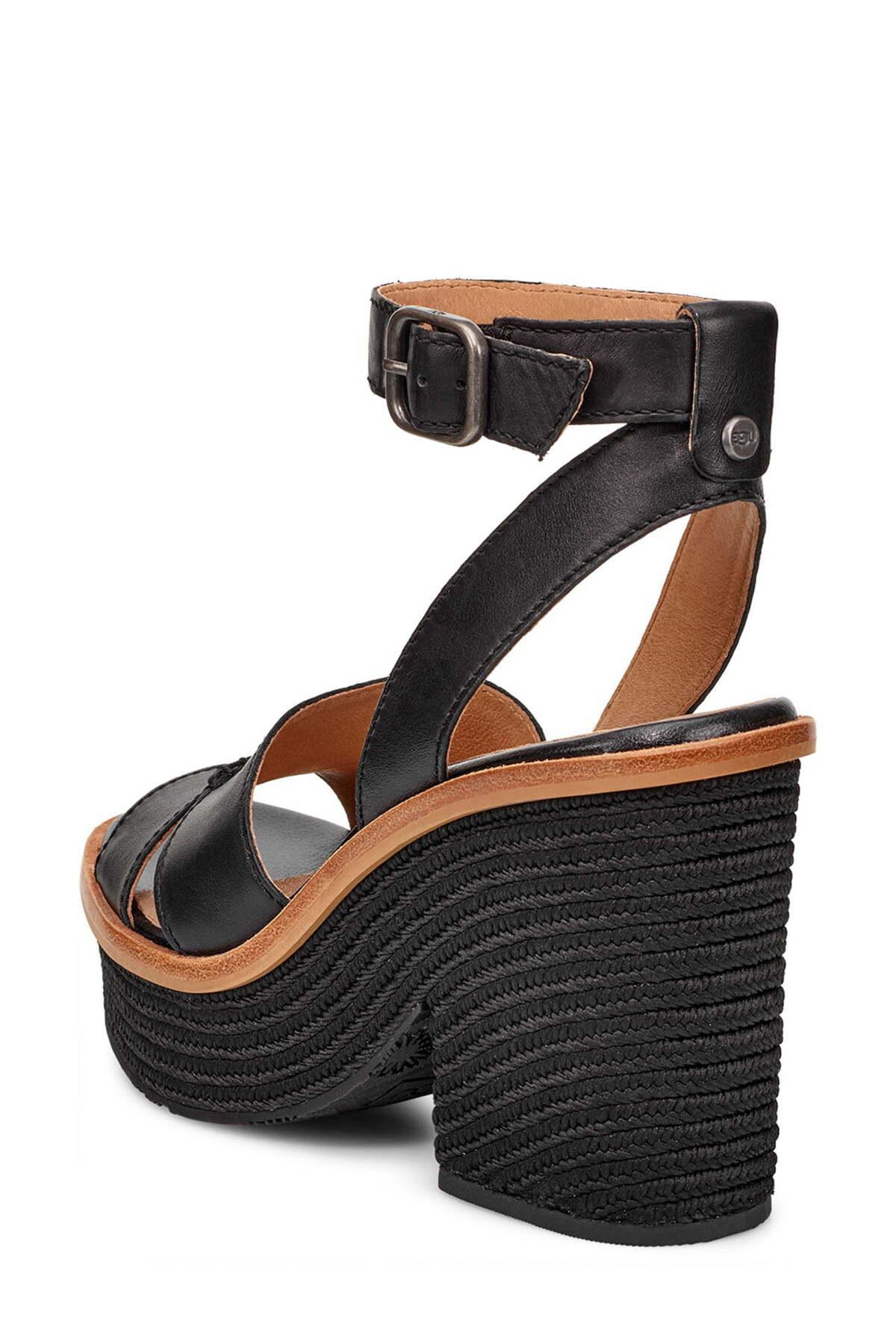 ugg carine platform sandal