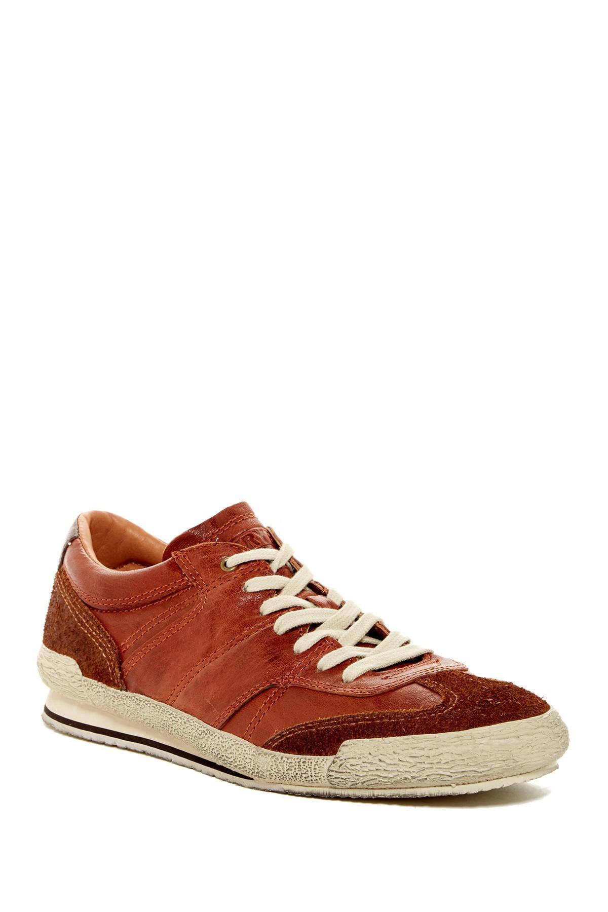 Lyst Frye Snyder Runner Sneaker In Brown For Men