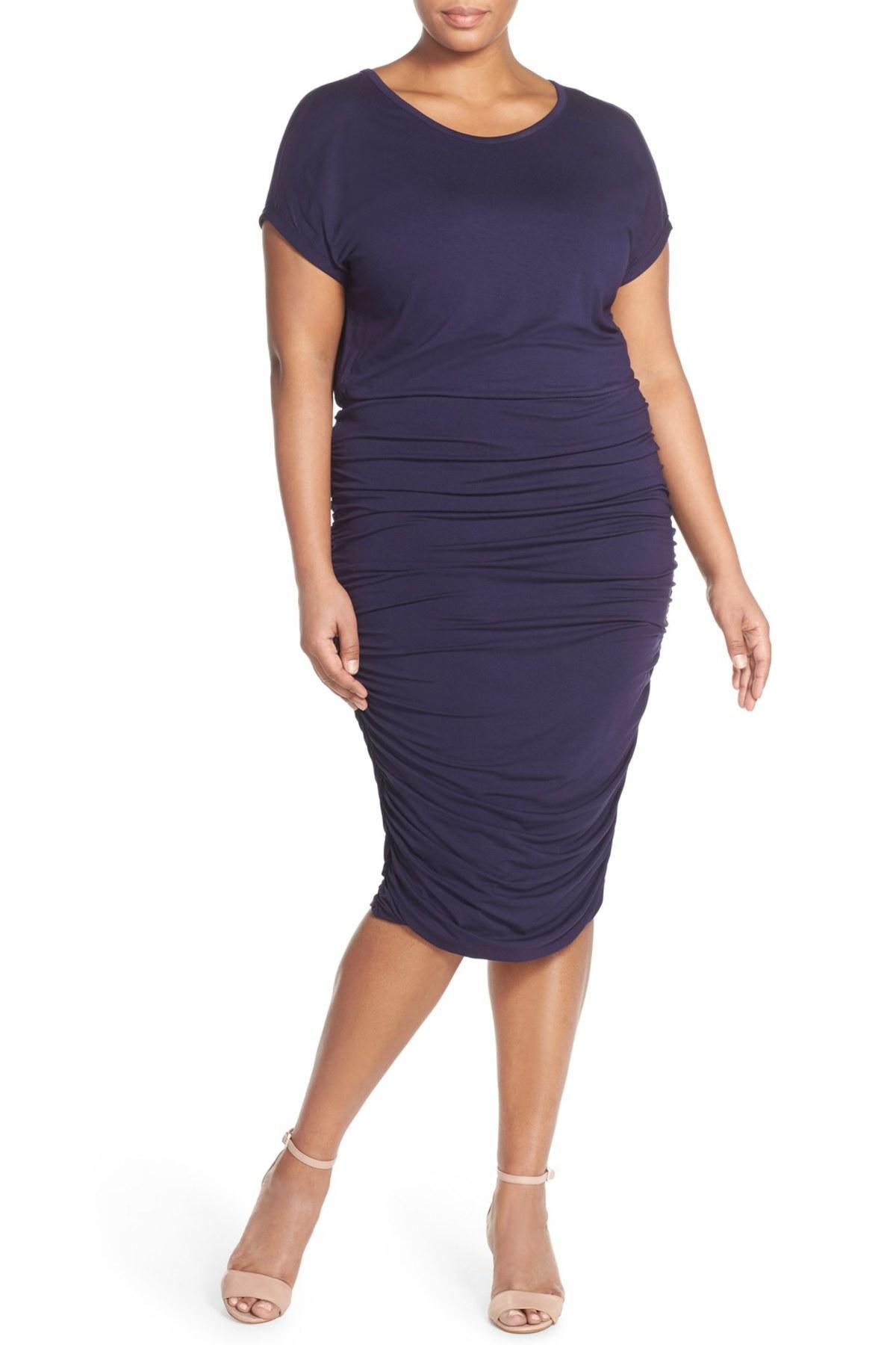 Plus Size Evening Dress Nordstrom – DACC