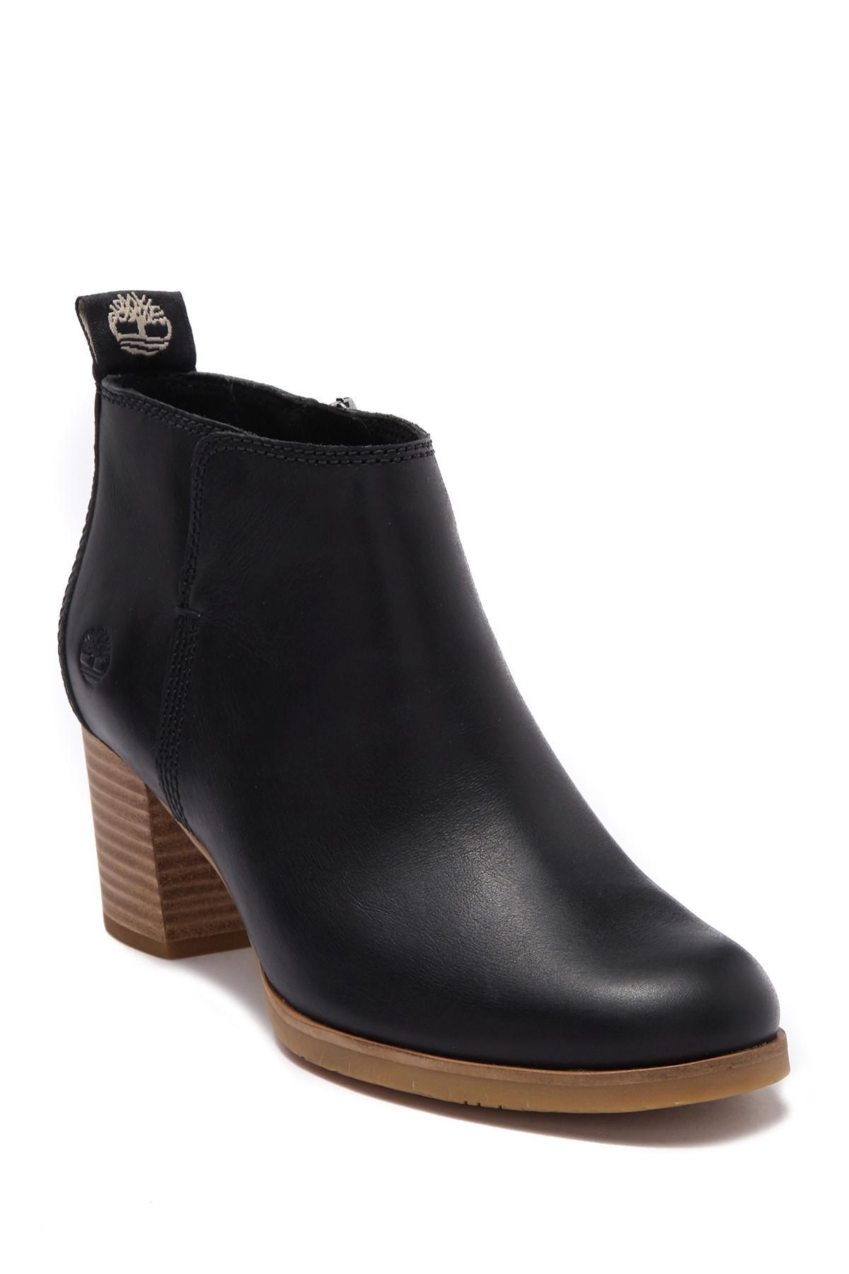 Eleonor Street Ankle Boot in Black