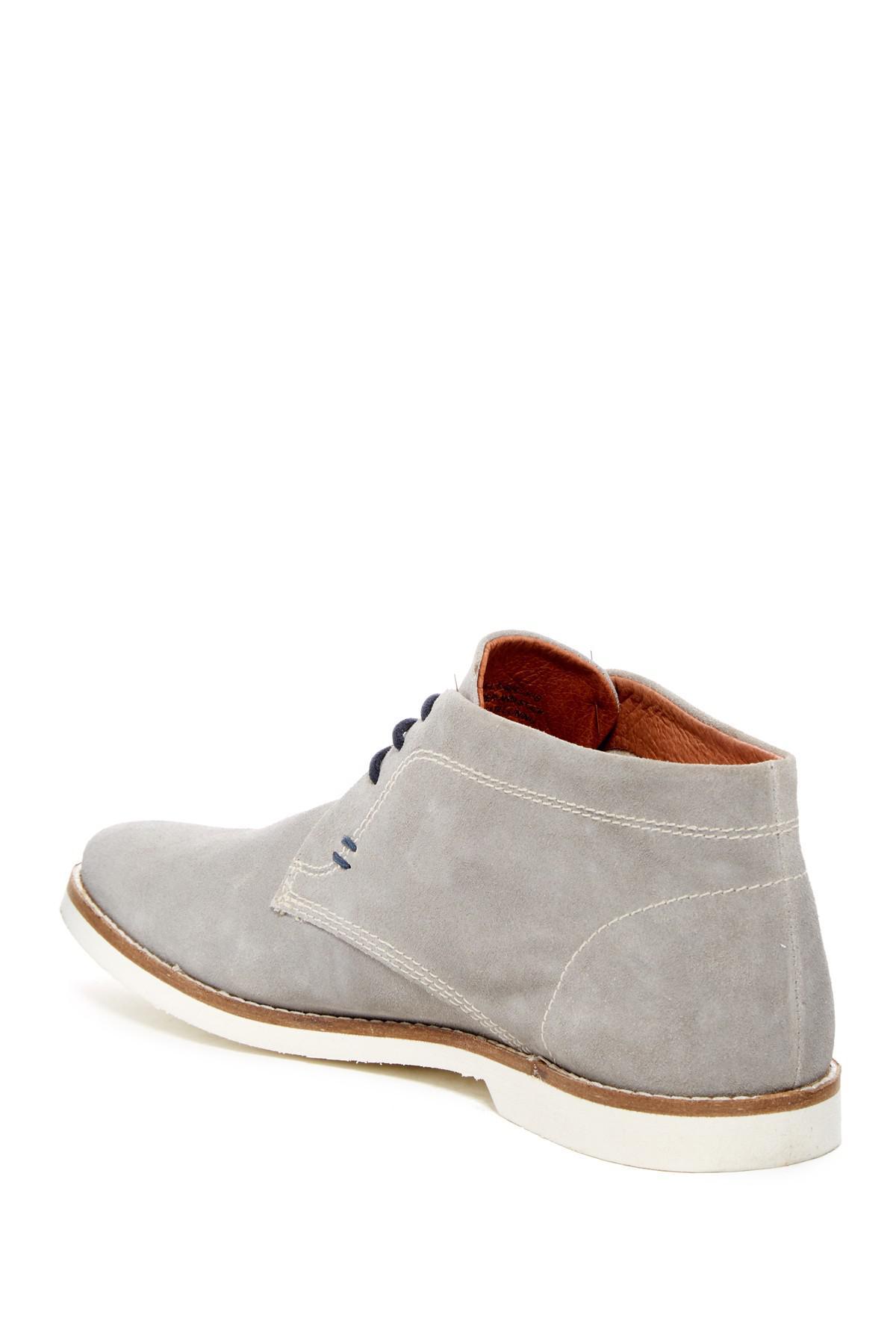 Hawke Amp Co Ingram Chukka Boot In Gray For Men Lyst
