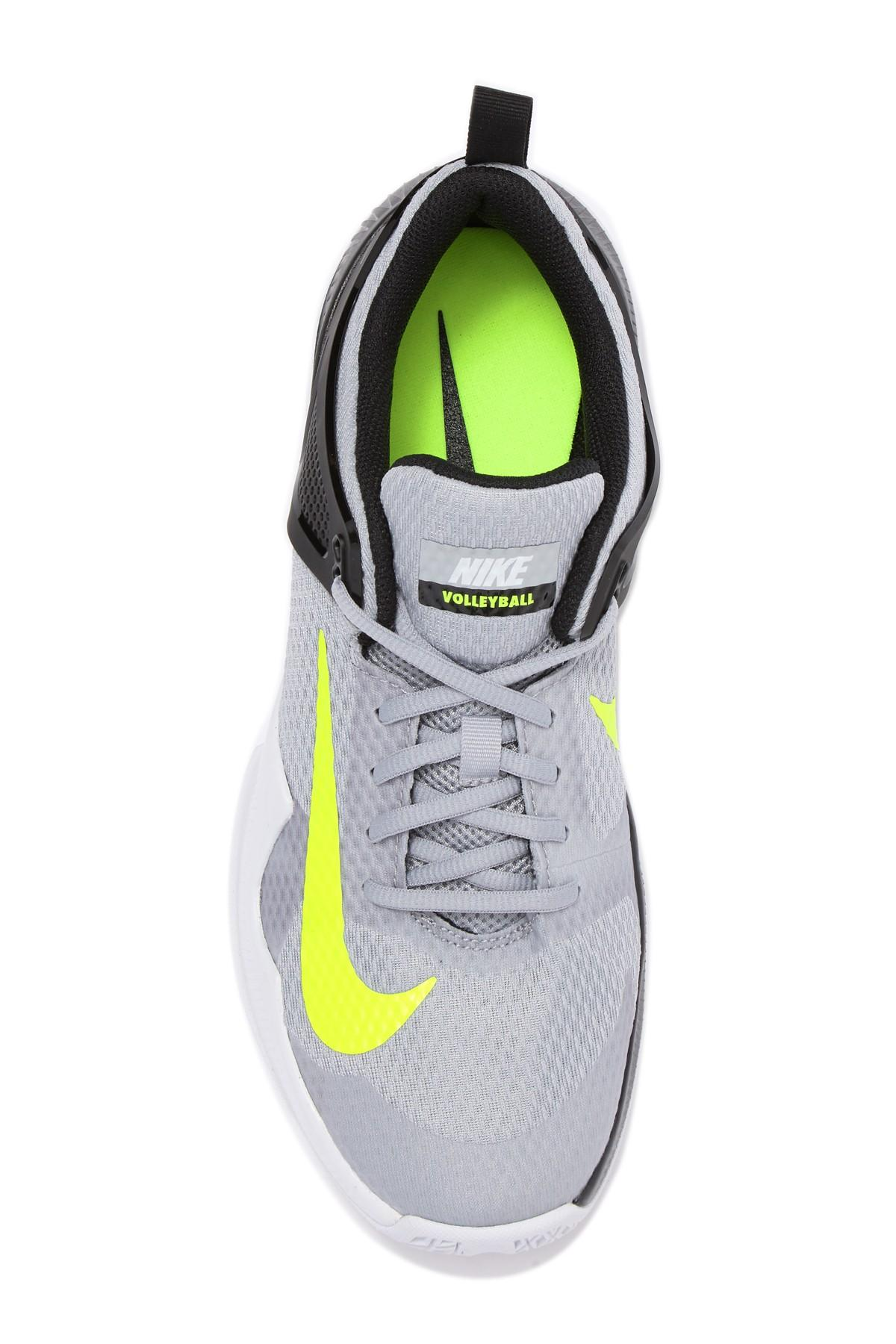 nike air zoom hyperattack