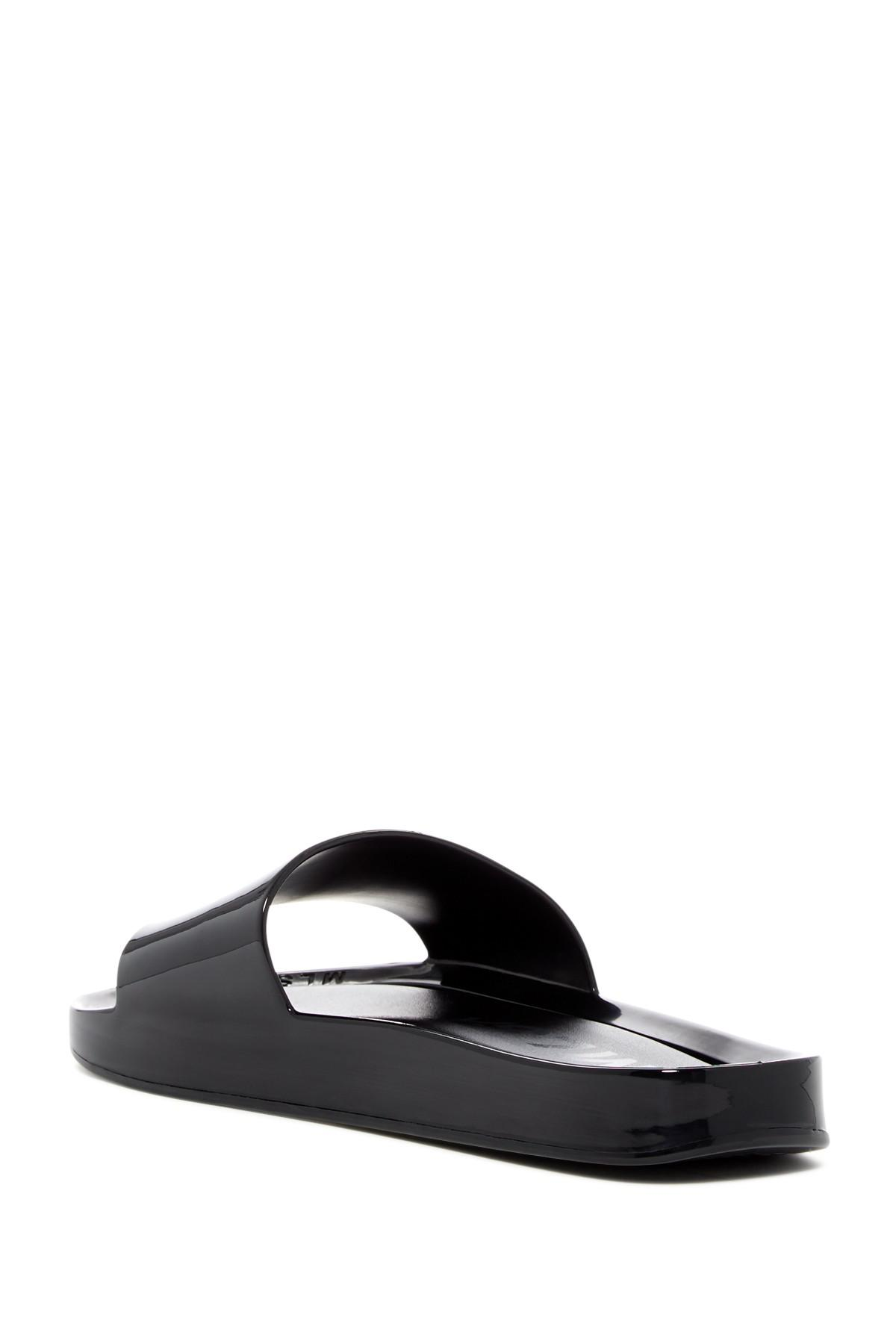 c7395304ea9 Lyst - Melissa Beach Slide Sandal (women) in Black