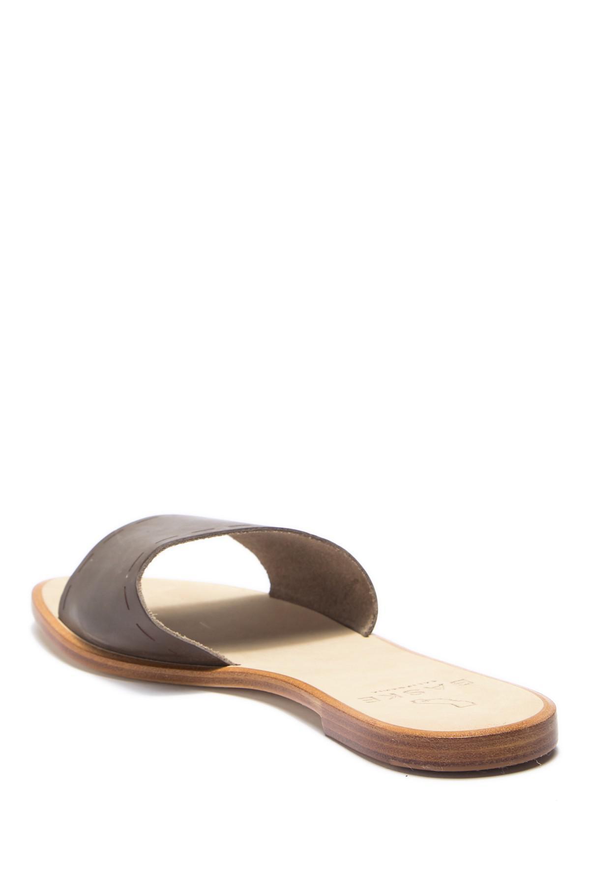BASKE CALIFORNIA Sage Slide Sandal dW4KiQvzzh