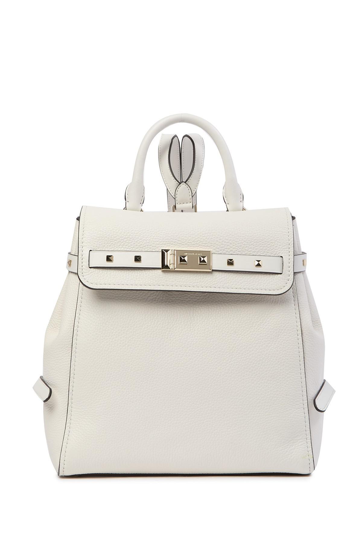 9e659940842b MICHAEL Michael Kors Addison Medium Leather Backpack - Lyst