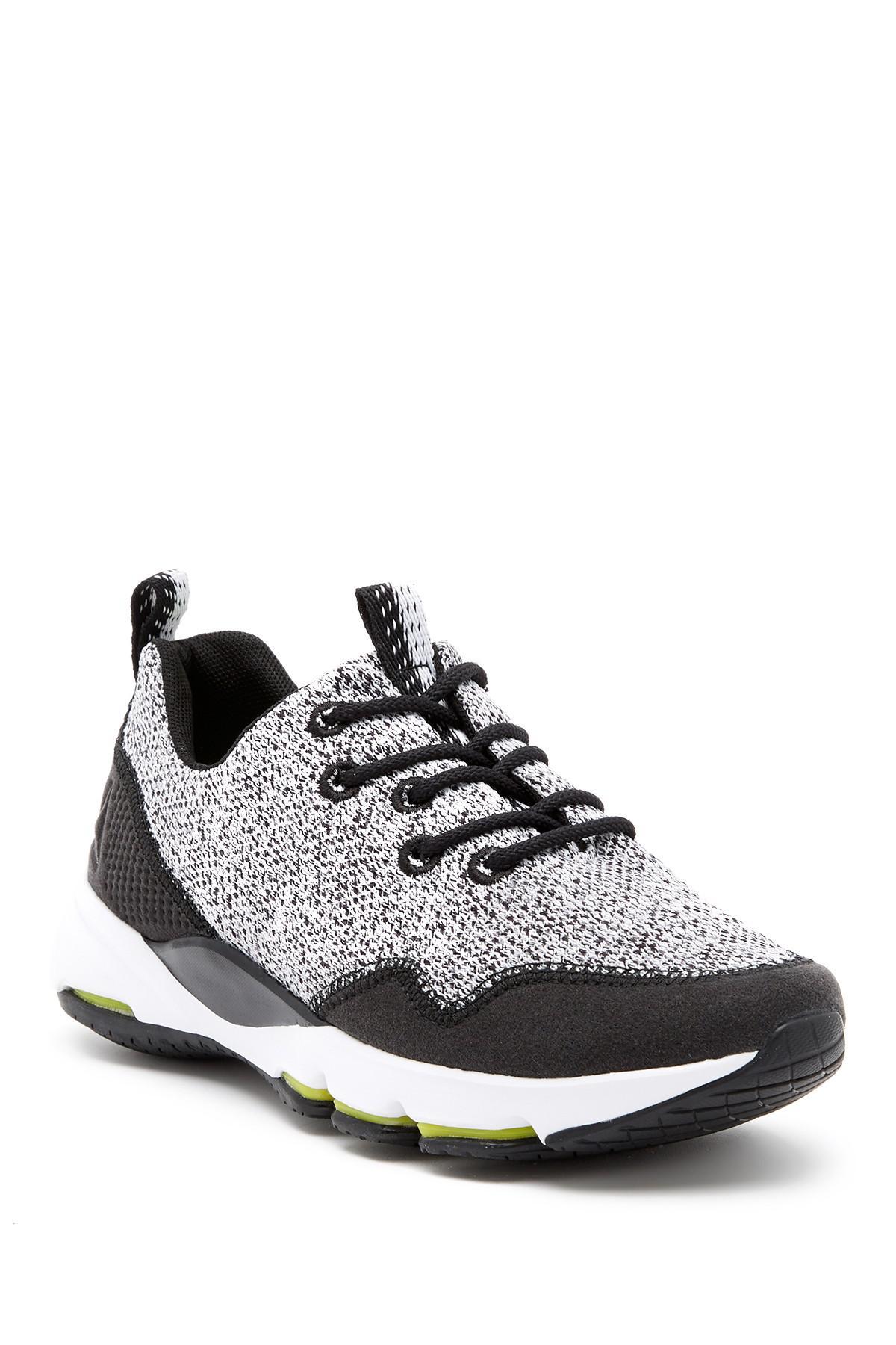 Lyst - Reebok Cloudride Ls Dmx Walking Sneaker in Black 13f01934e