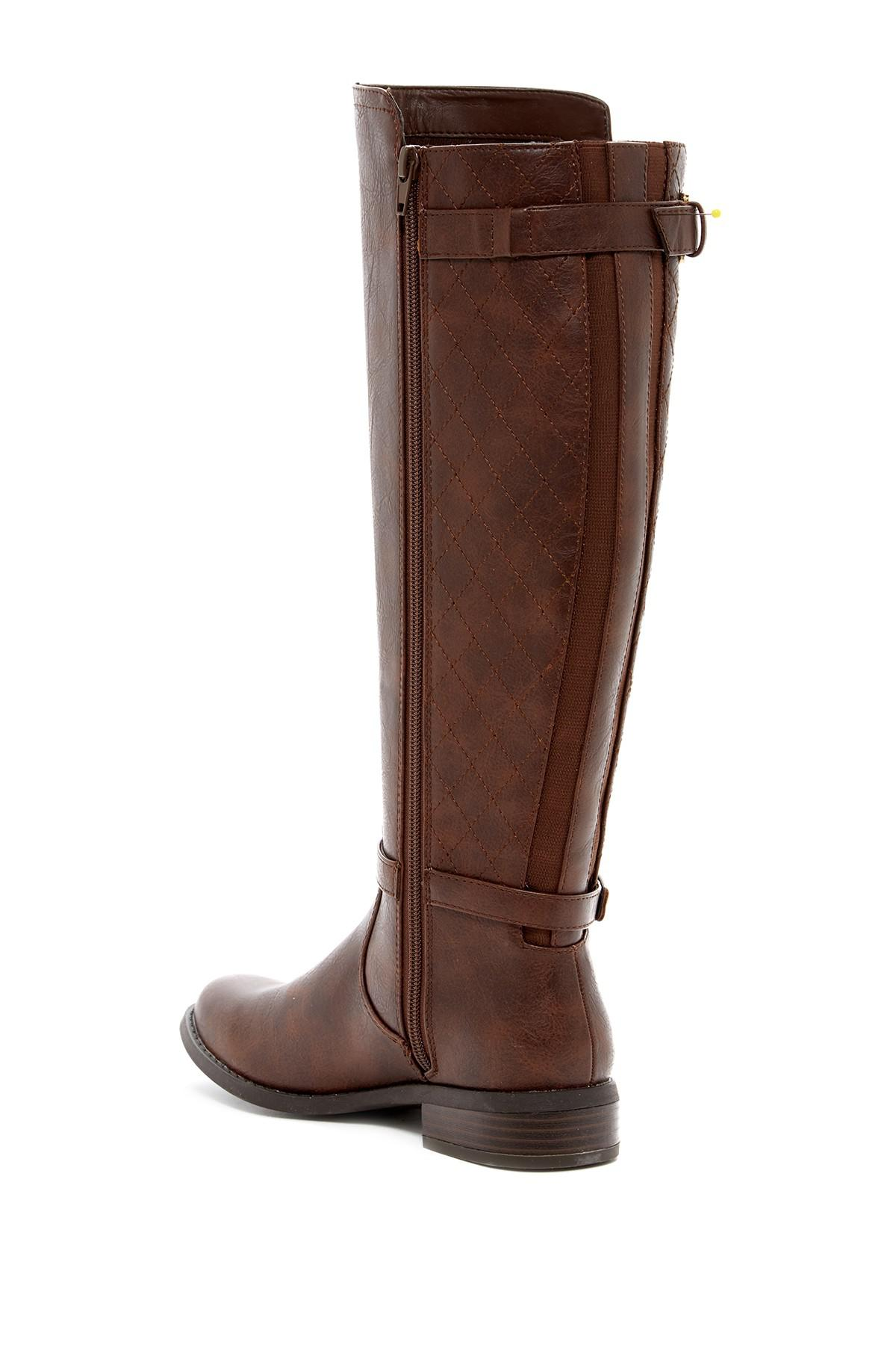 G by Guess Hinnder Boot in Brown - Lyst
