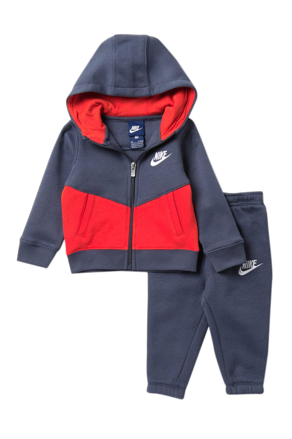 Lyst - Nike Track Suit (baby Boys) in Red for Men 390d1fabc