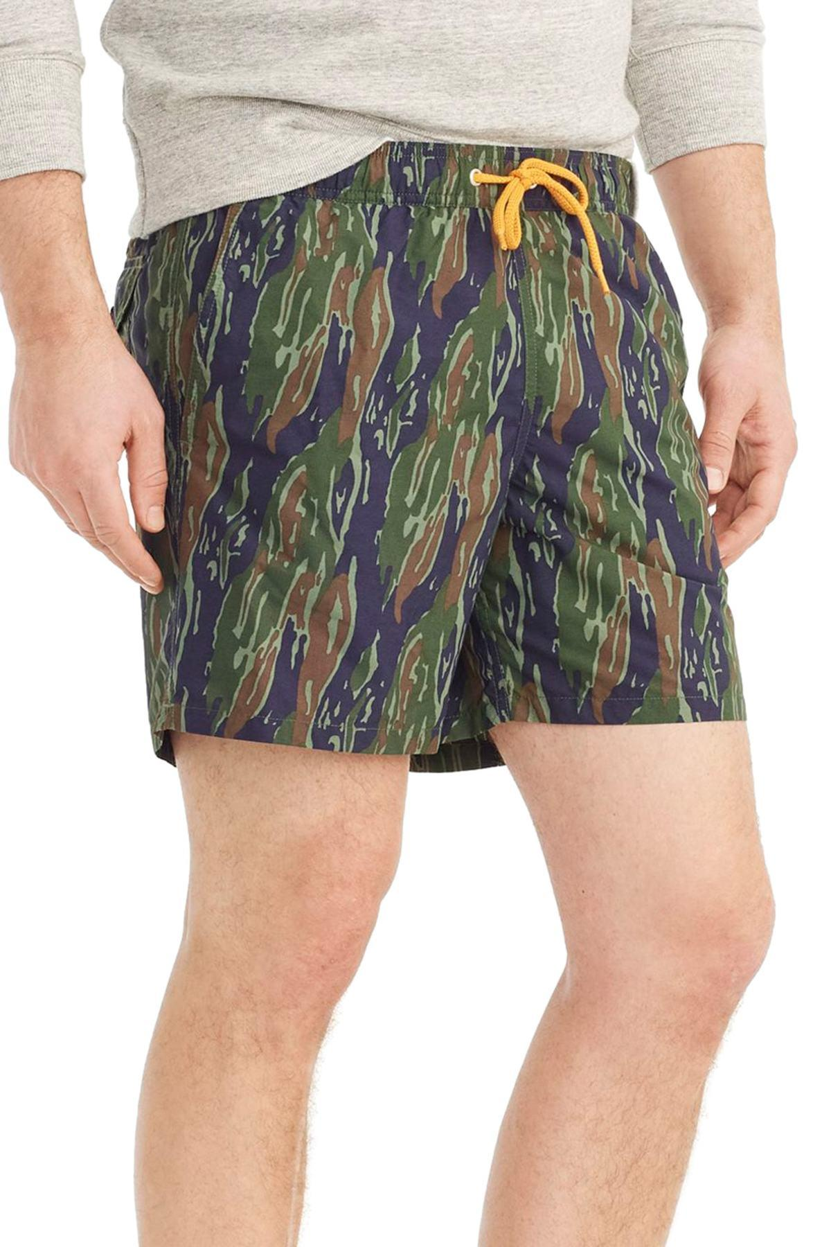O Ginkgo Mens Beach Shorts Swim Trunks Outdoor Shorts Running Shorts