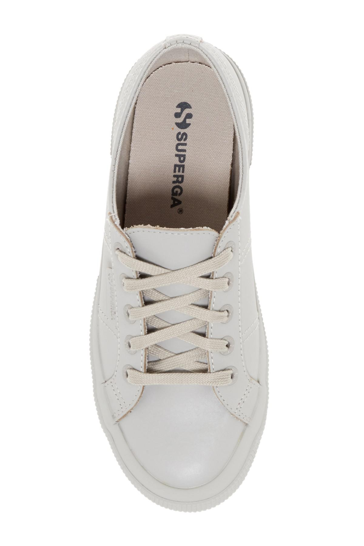 Superga Fantasia Leather Sneaker in