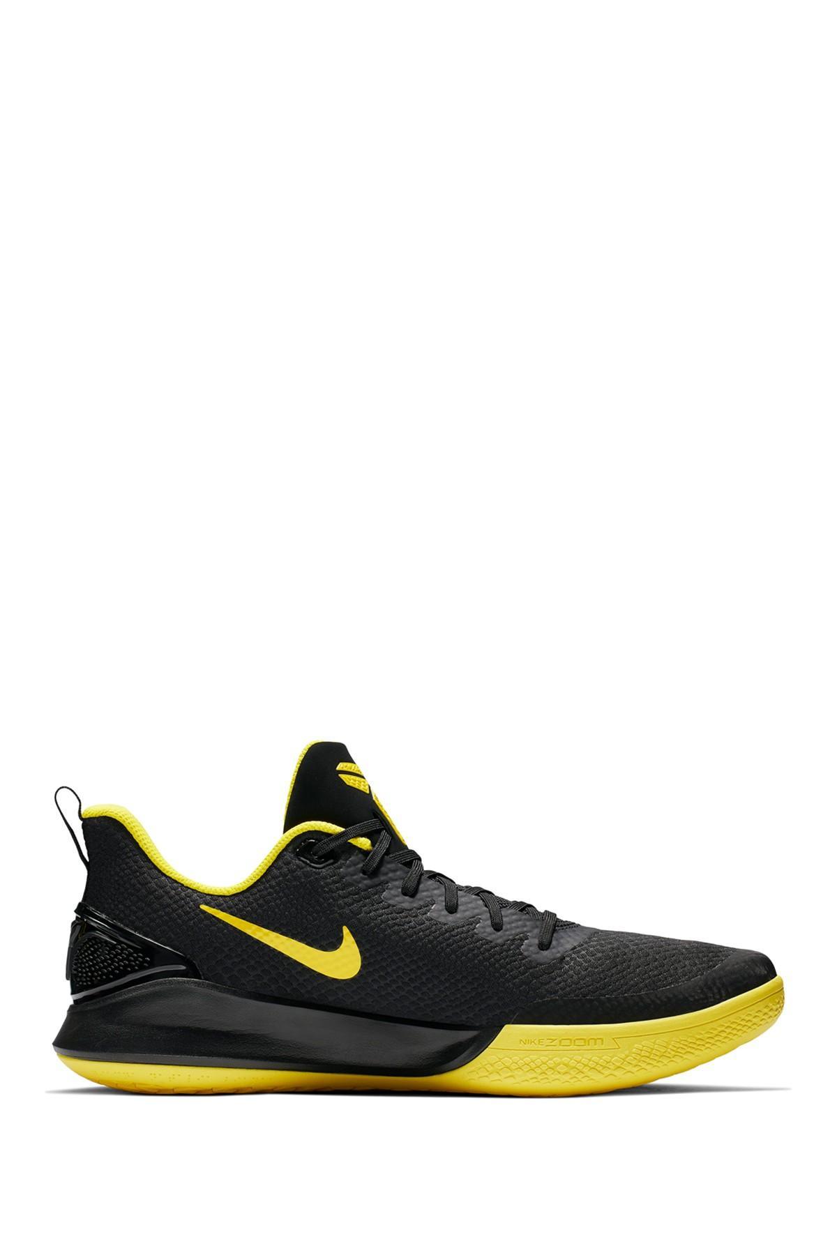 Nike Kobe Mamba Focus Basketball Shoes in Black for Men - Lyst