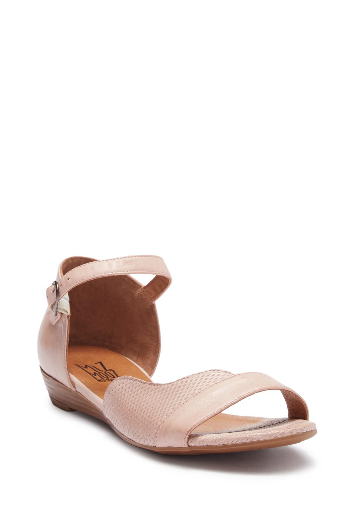 Miz Mooz Addison Ankle Strap Sandal z3D2dT