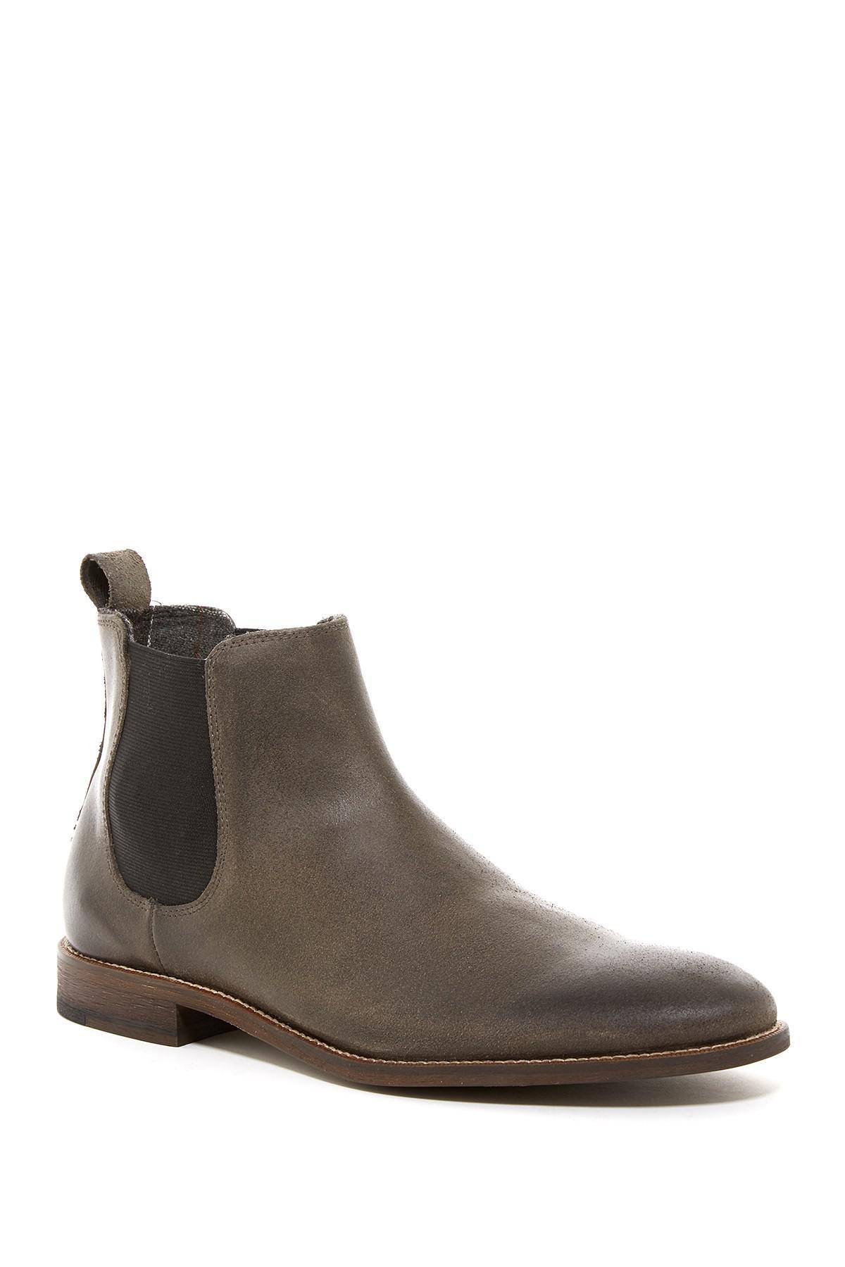 Mens Gordon Rush Ferguson Boots Black ZVH46695