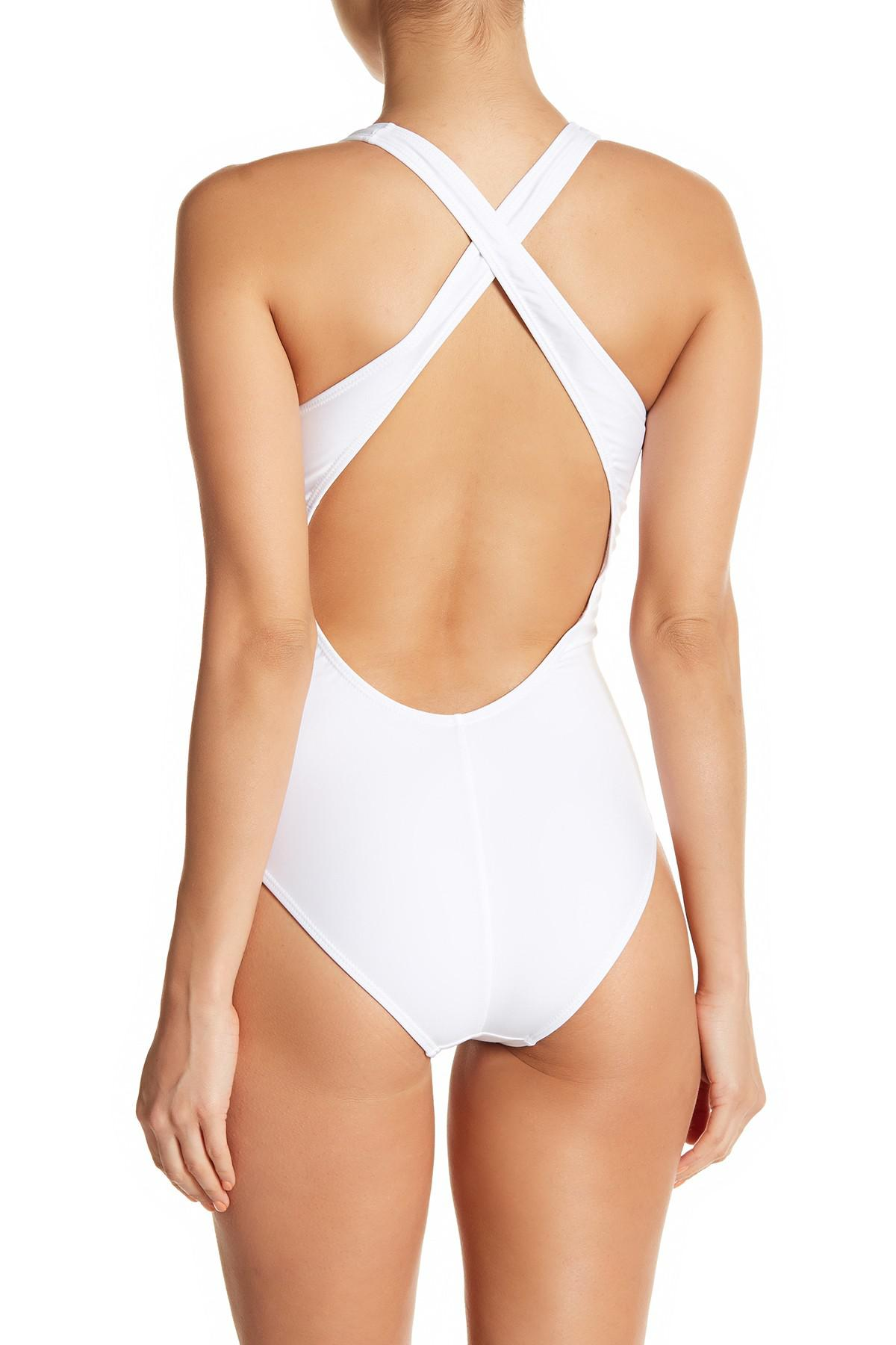 9c8ac8823ddad Gallery. Previously sold at: Nordstrom Rack · Women's Cut Out Swimsuits ...