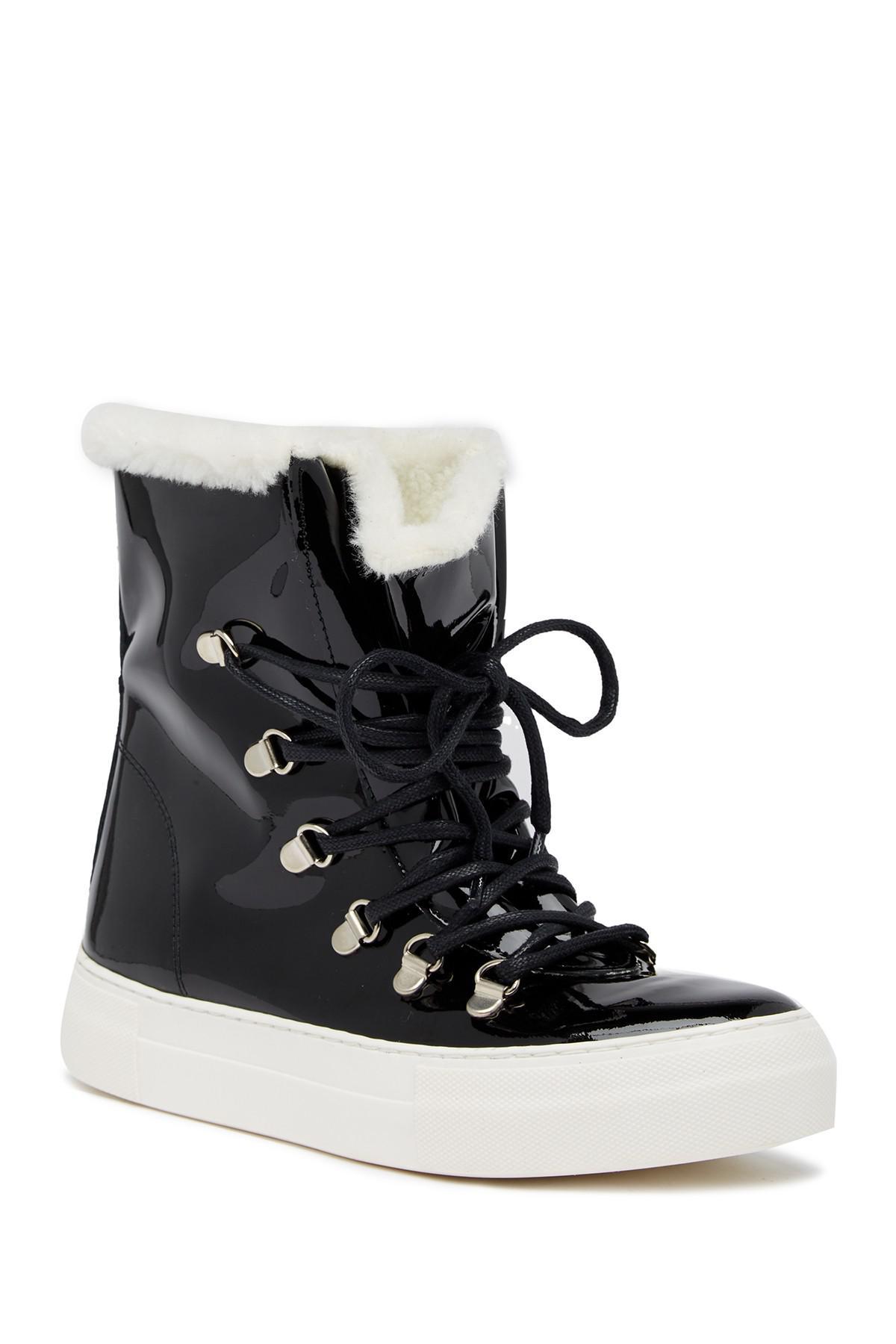 Jeffrey Campbell Cimone Faux Fur Lined Boot eJcleX