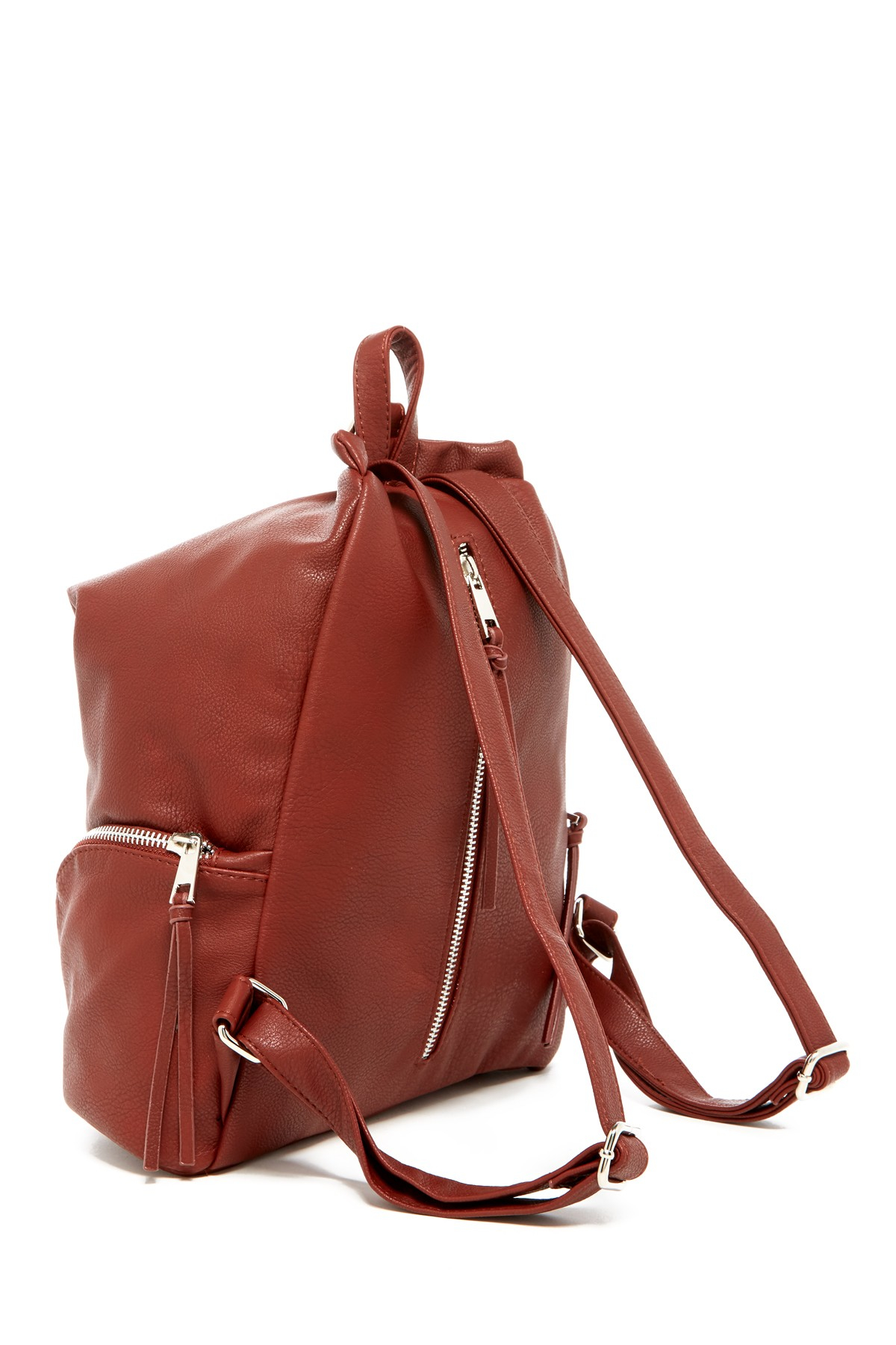 Lyst Sondra Roberts Pod Backpack In Red