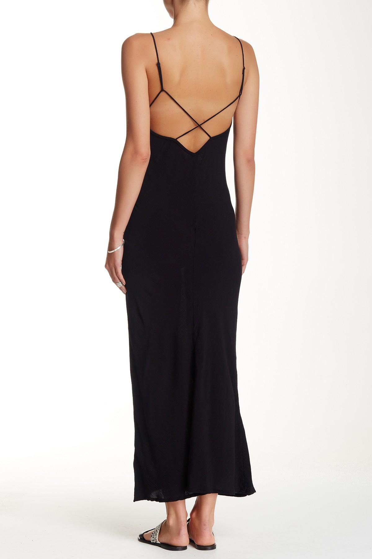 Lyst volcom 21st century dress in black for Century 21 dress shirts