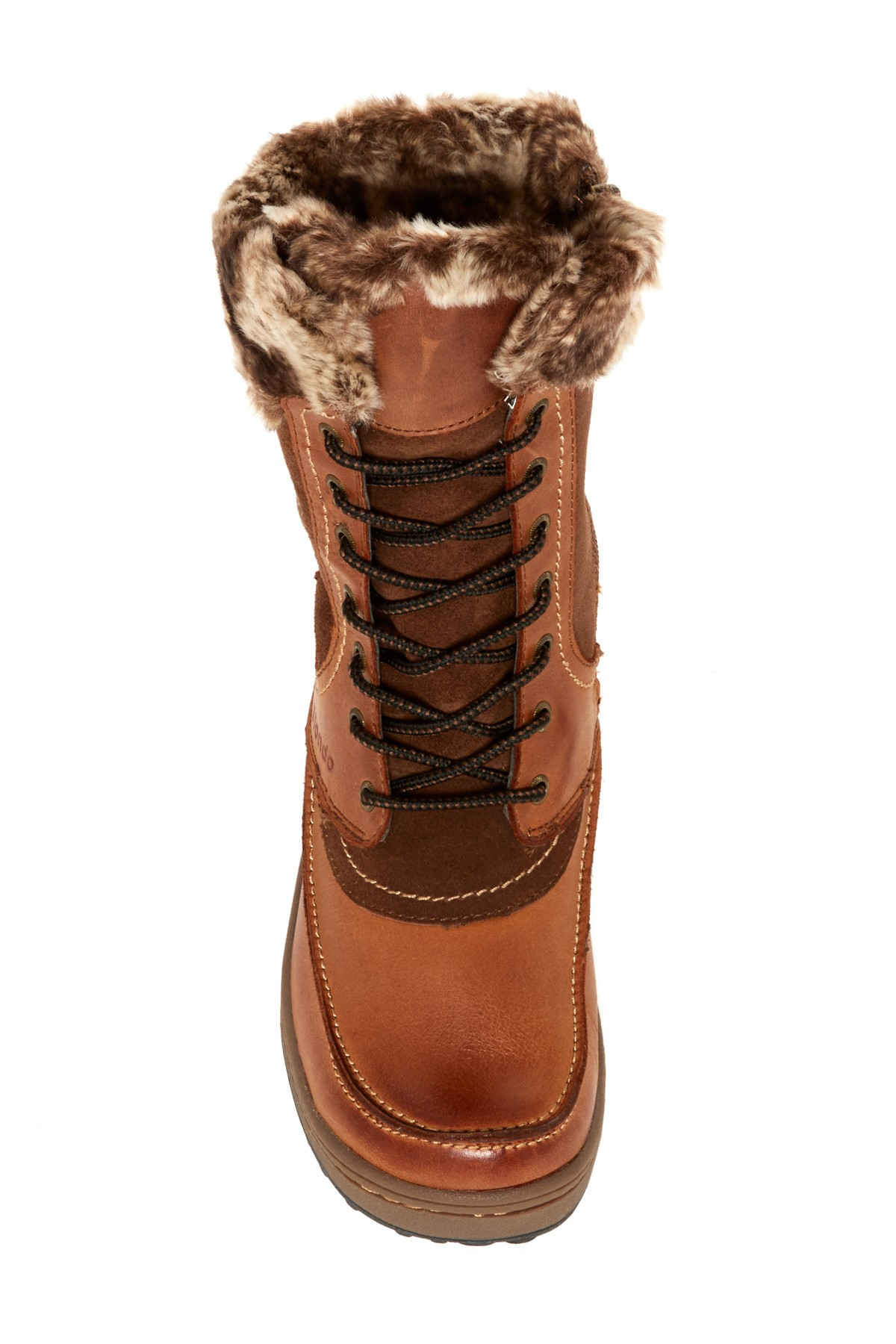 Lyst Blondo Lakira Waterproof Faux Fur Lined Boot Wide