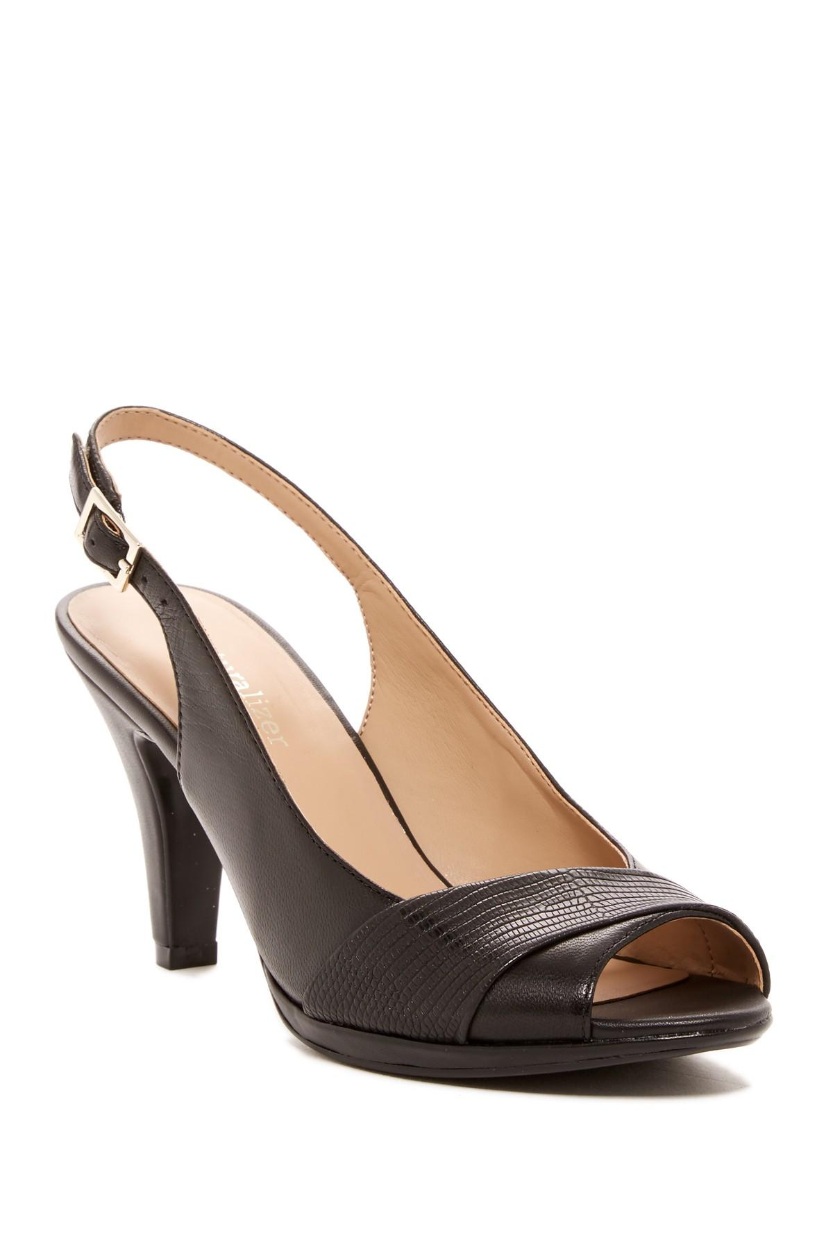 Naturalizer Indeed Slingback Pump Wide Width Available