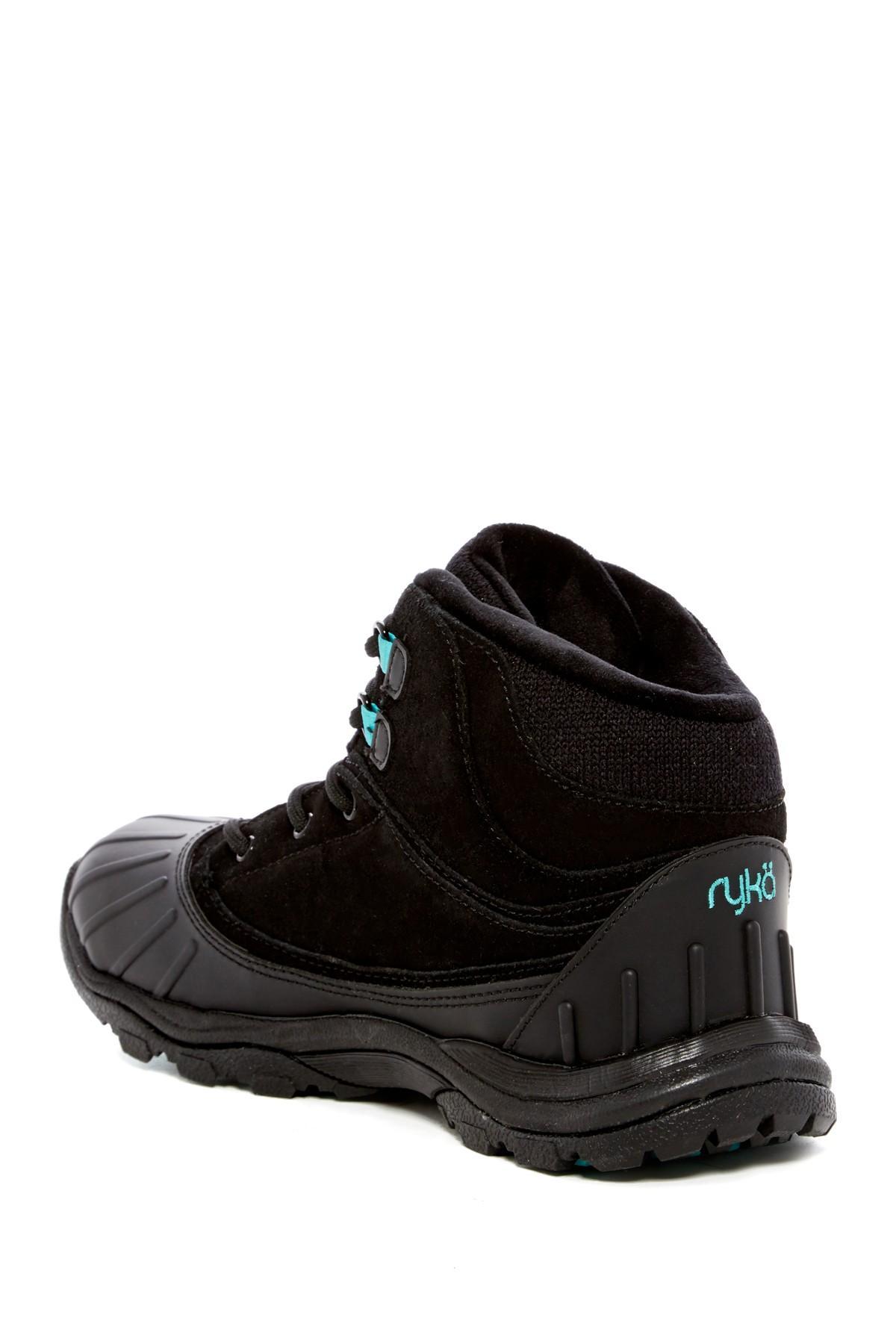 Ryka Black Suede Shoes