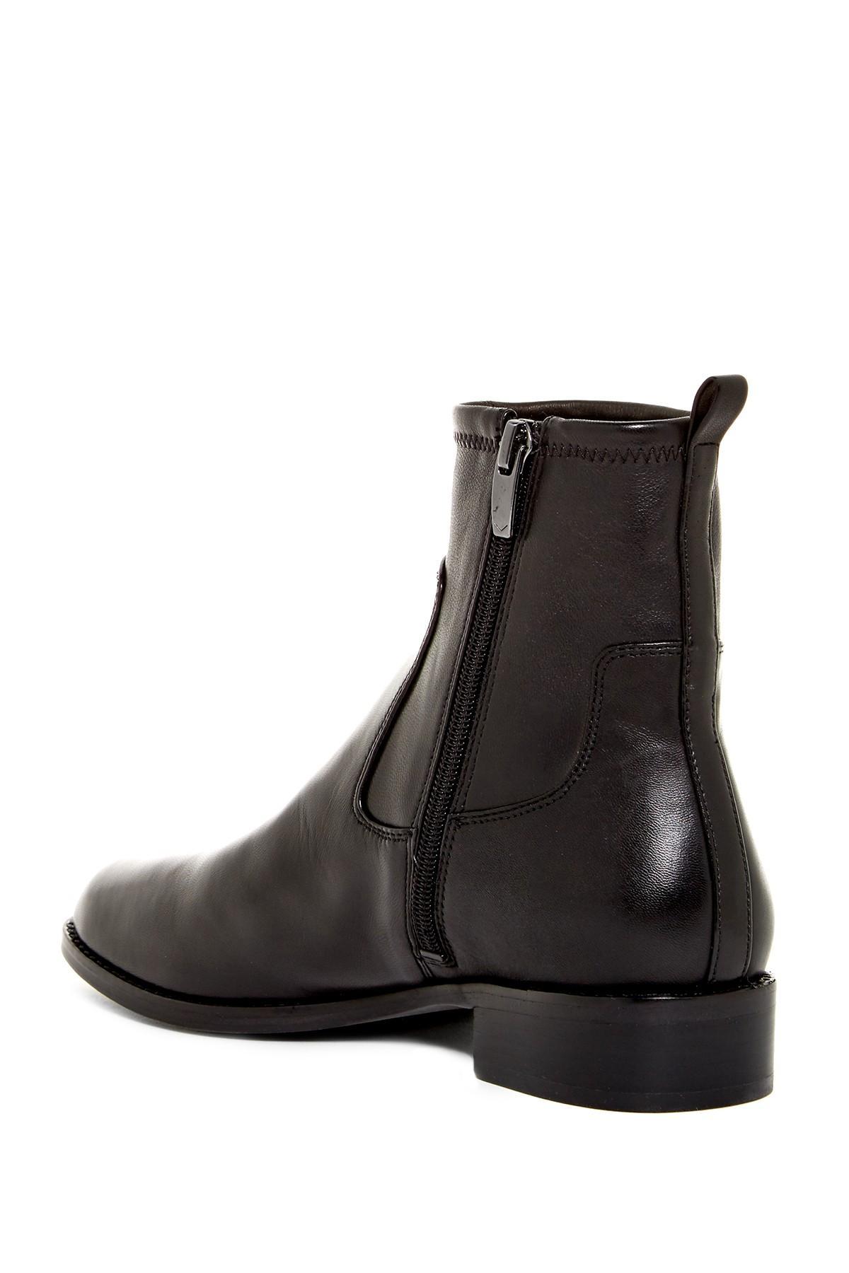 via spiga jodi ankle boot in black lyst