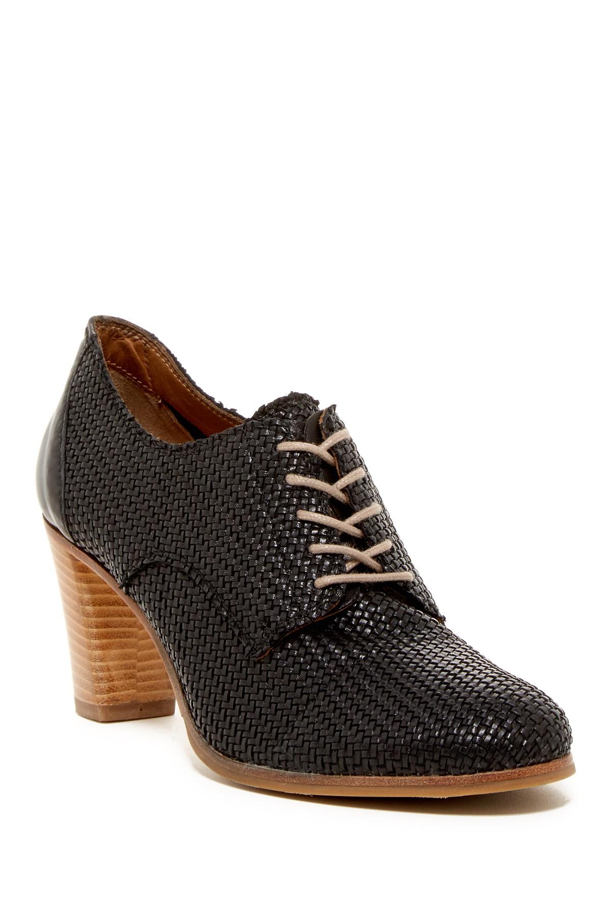 Celine Oxford Shoes Heel