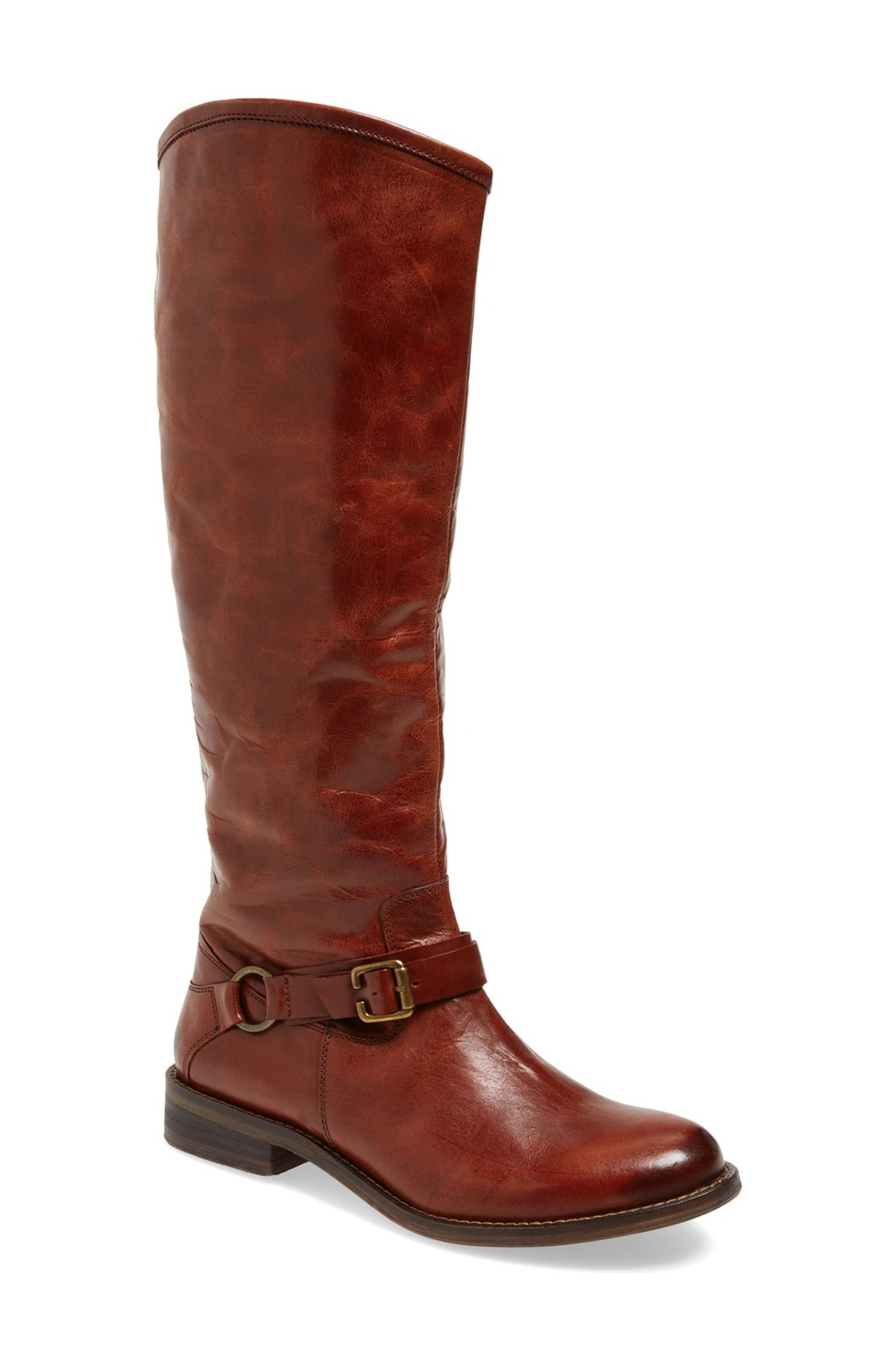 8859c519287 Lyst - Hinge  dakotah  Knee High Riding Boot (women) in Brown