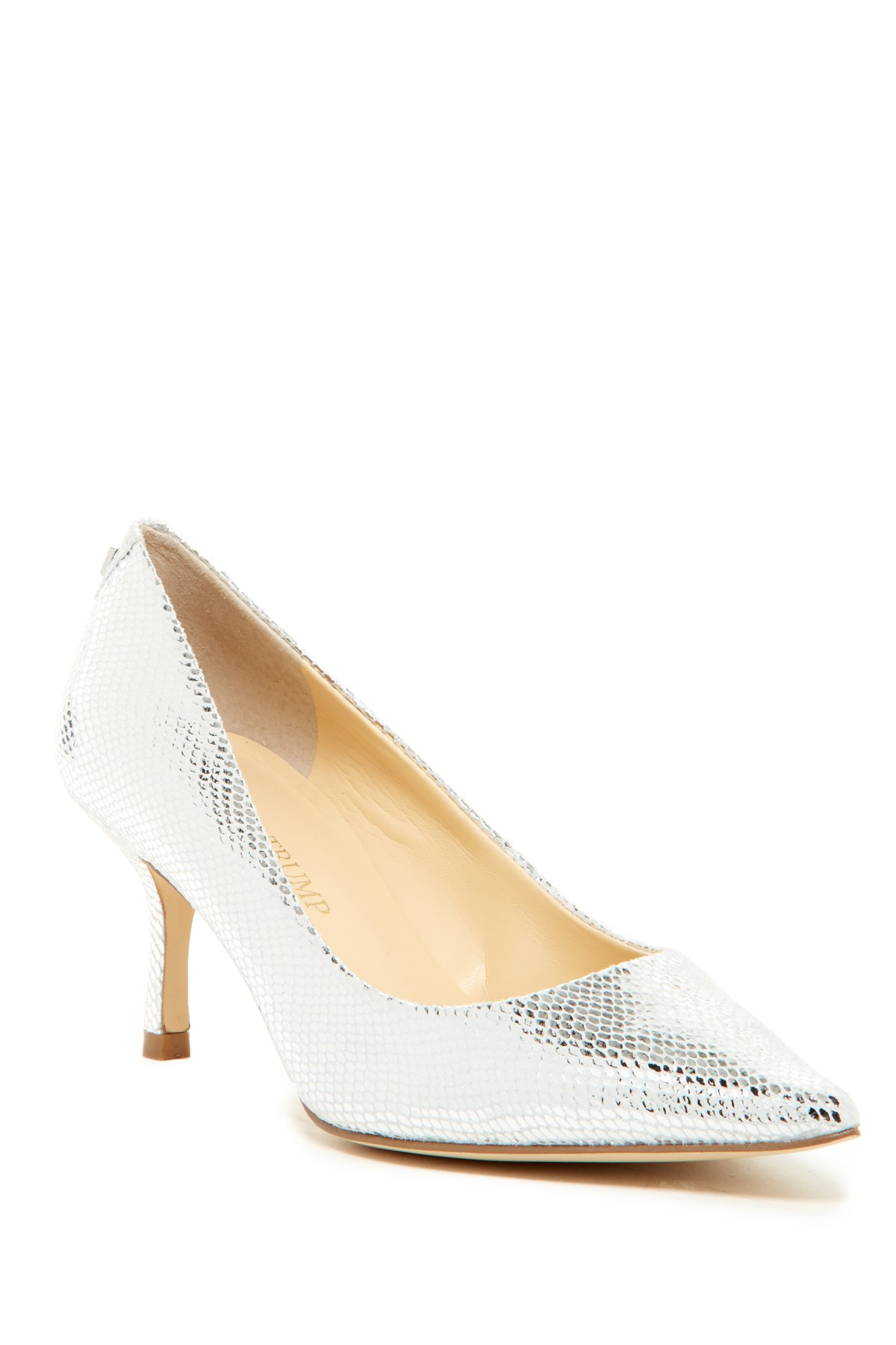 708c4678a0e Lyst - Ivanka Trump Indico Pump - Wide Width Available