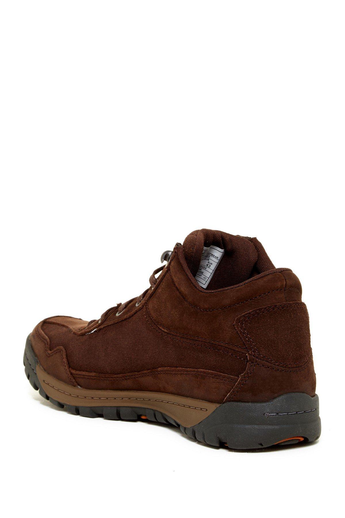 Lyst Merrell Traveler Field Mid Hiking Boot In Brown For Men