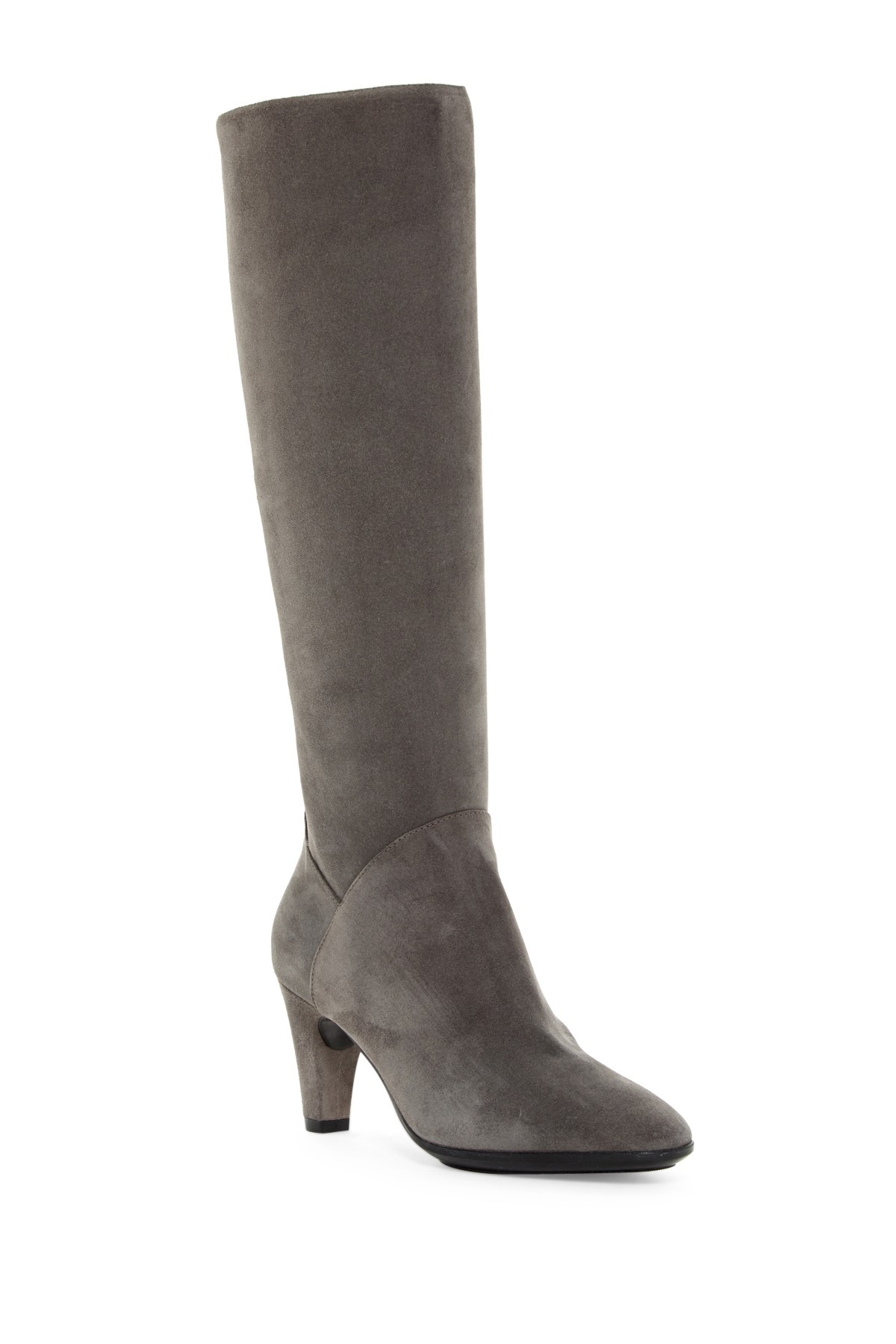 Lyst Aquatalia Danica Weatherproof Tall Boot In Gray