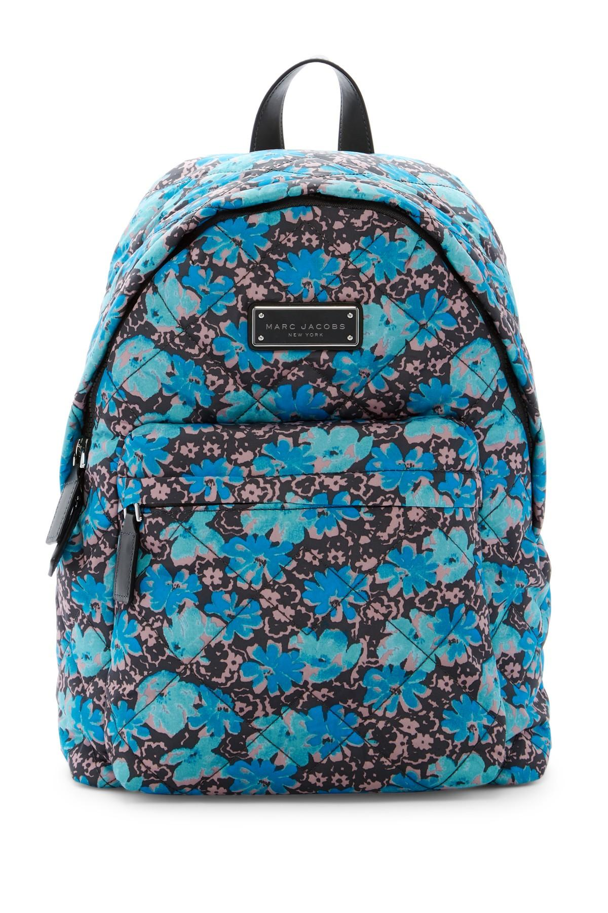 Marc Jacobs Quilted Wildflowers Backpack Lyst