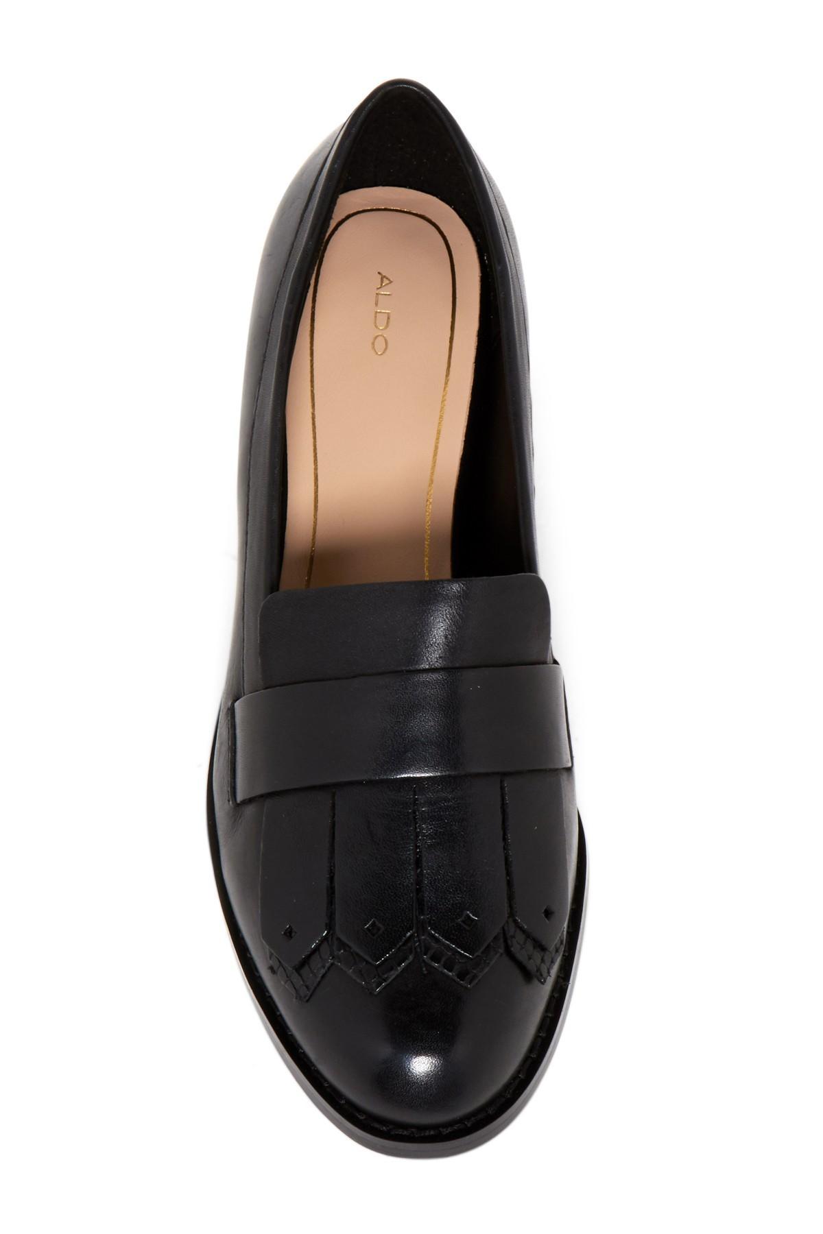 c1aaf0fefb1 Lyst - ALDO Mairi Loafer in Black