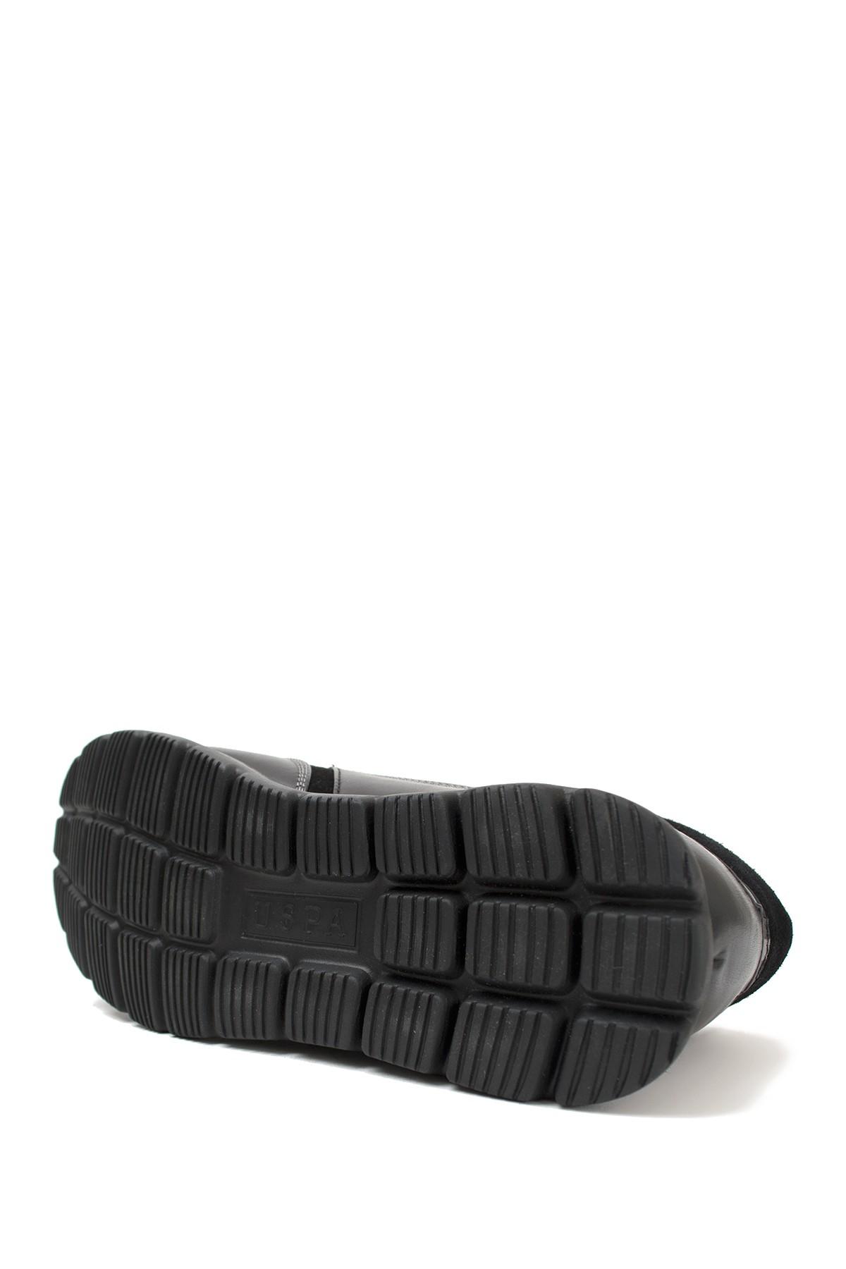 U S Polo Assn Mercer Chukka Boot In Black For Men Lyst