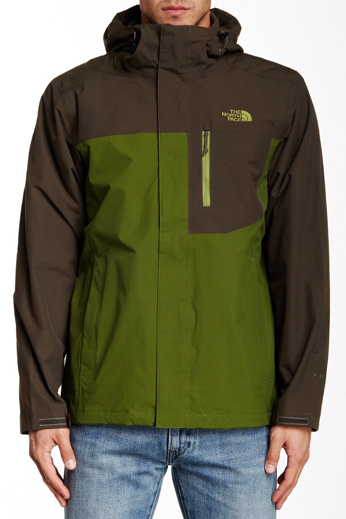 4692b8e5e The North Face Green Atlas Triclimate Jacket for men