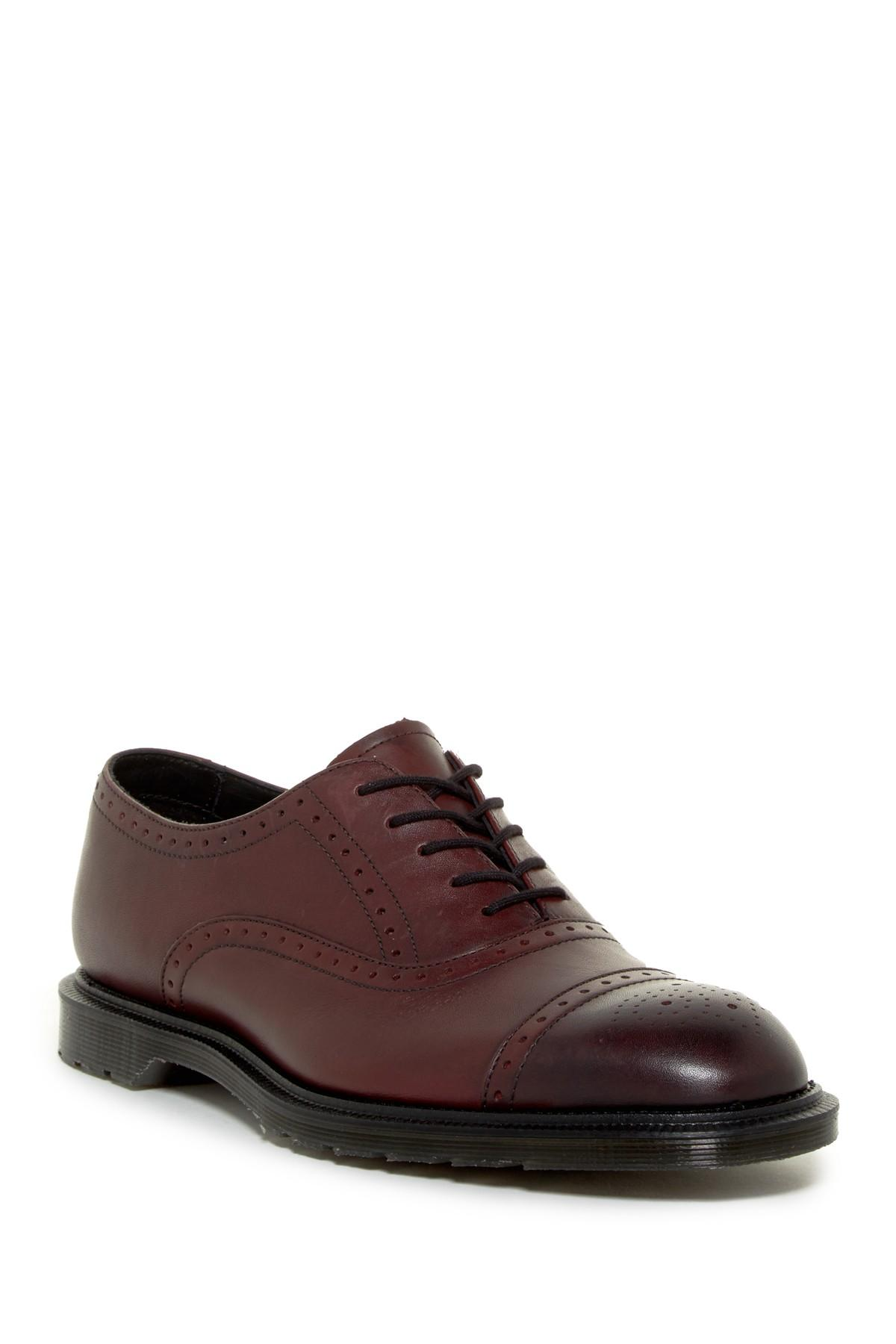 Red Cherry Round Toe Shoes Images