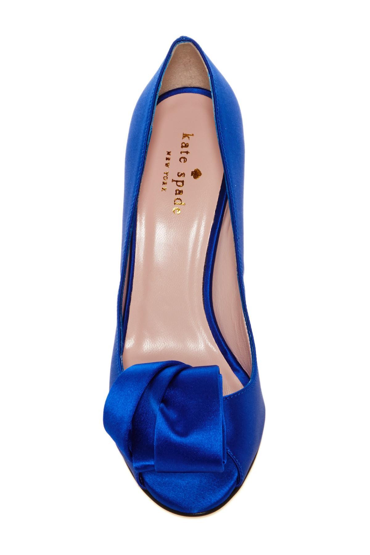 Kate Spade Cobalt Blue Shoes